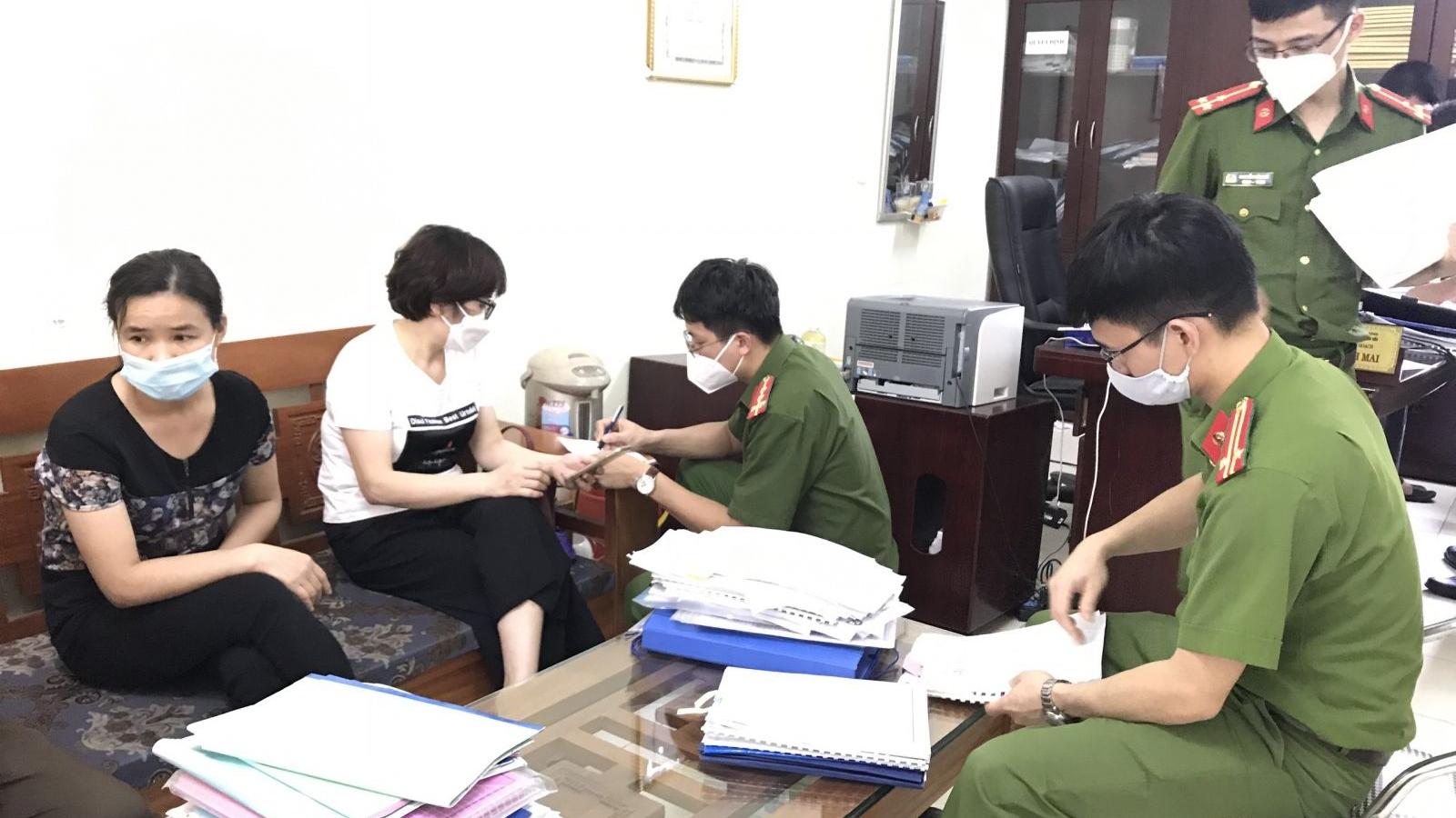 Khởi tố Hiệu trưởng Trường Trung cấp nghề Giao thông vận tải Bắc Giang