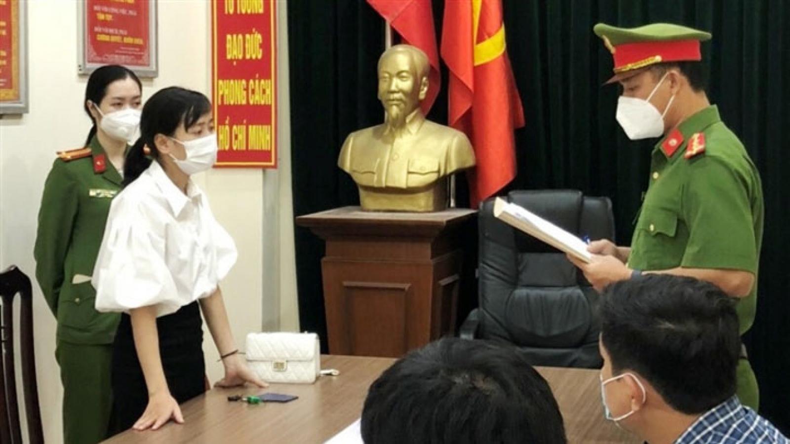 Vụ nâng khống giá thiết bị y tế ở Hà Tĩnh: Khởi tố thêm 3 bị can