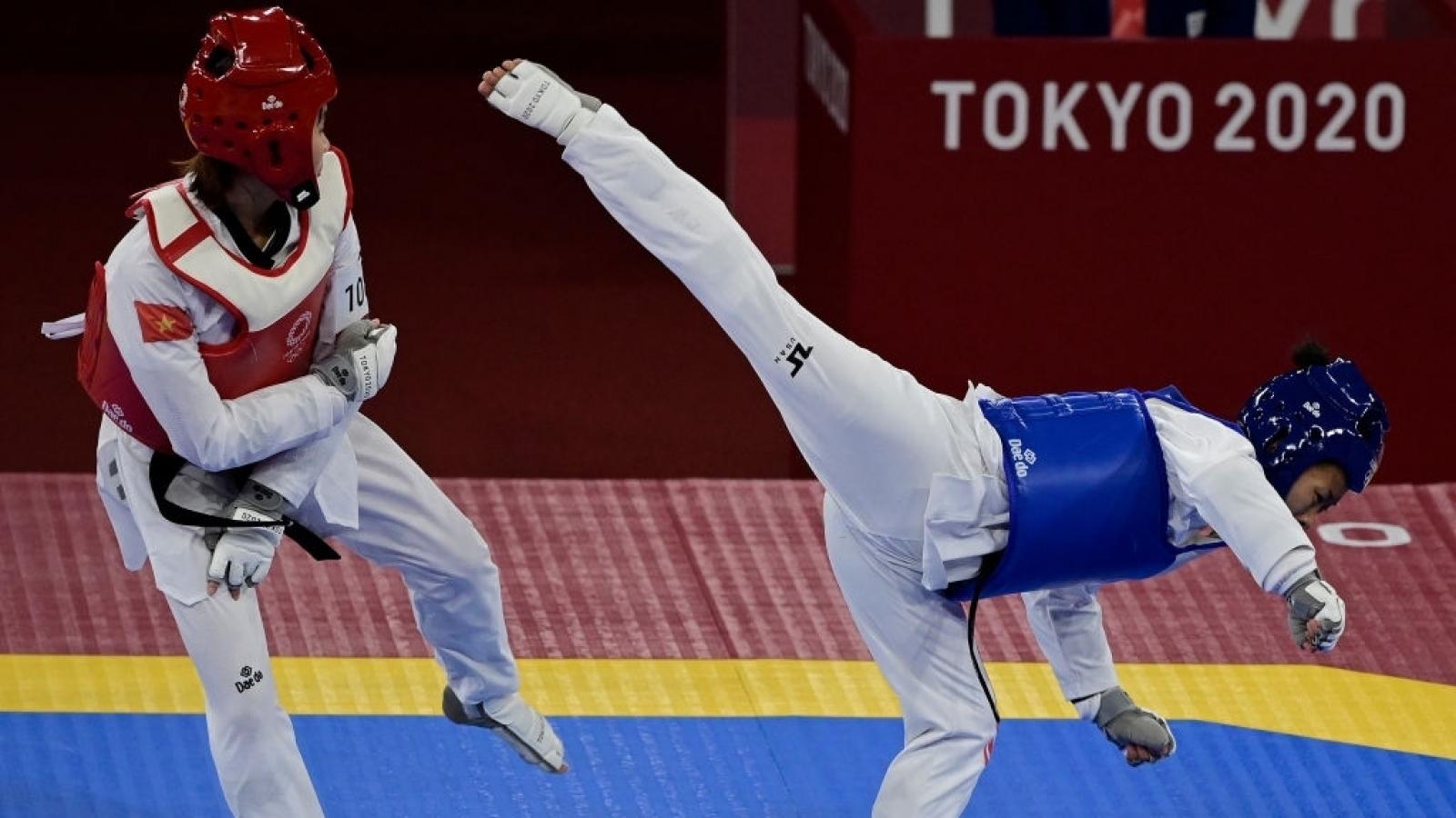 Trực tiếp thể thao Việt Nam ở Olympic Tokyo ngày 24/7: Kim Tuyền vào tứ kết môn Taekwondo