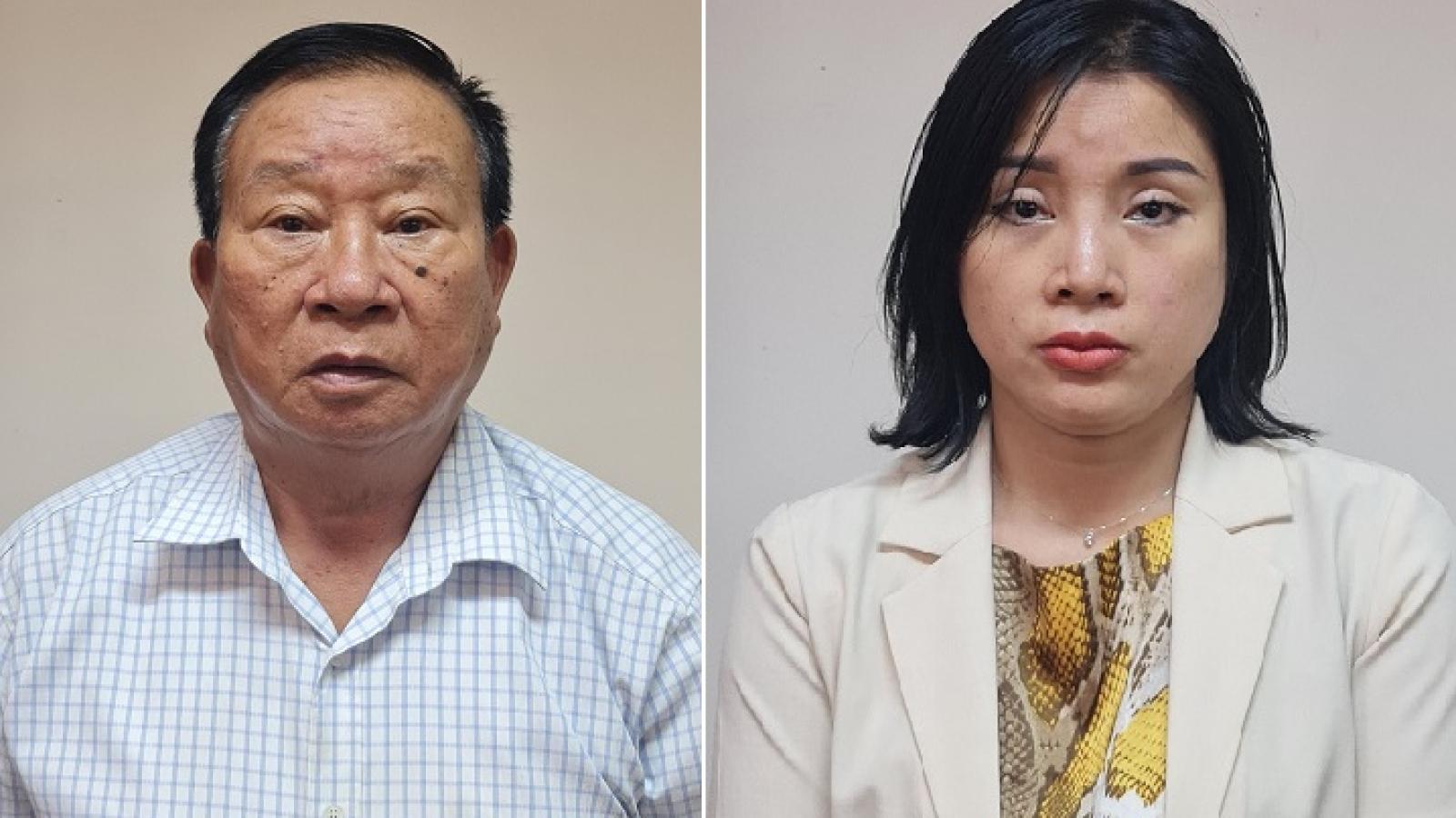 Vụ án vi phạm đấu thầu tại Bệnh viện Tim Hà Nội: Bắt giám đốc và kế toán trưởng