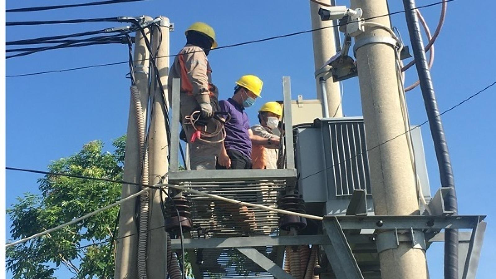 Đảm bảo cấp điện cho 883 địa điểm thi tốt nghiệp THPT tại 27 tỉnh phía Bắc