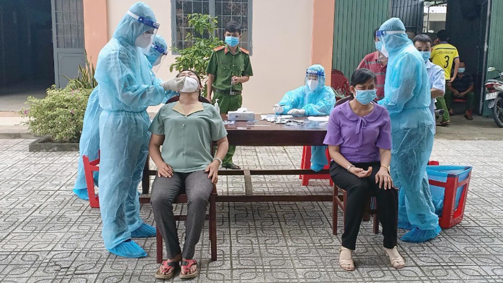 Số ca mắc COVID-19 tại Tây Ninh giảm mạnh hai ngày liên tiếp