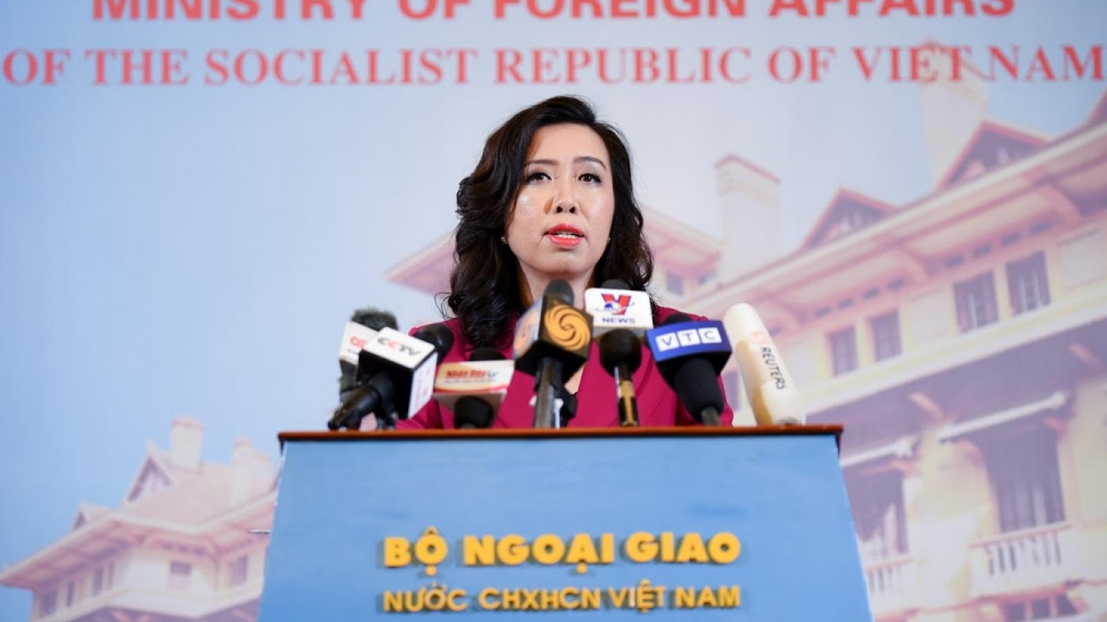 Việt Nam kêu gọi Hoa Kỳ chấm dứt chính sách thù địch và lệnh cấm vận đơn phương Cuba