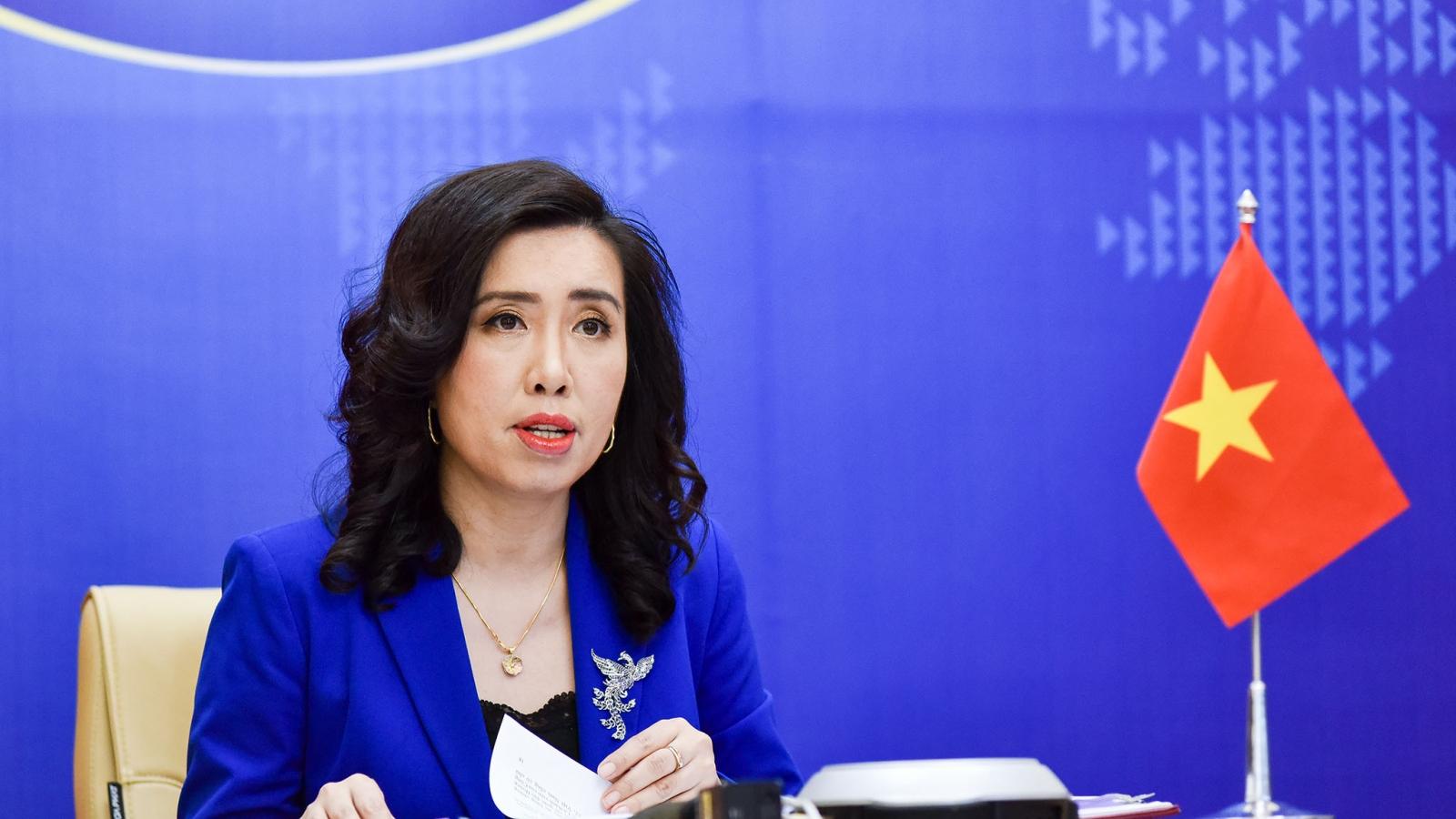 Việt Nam phản ứng trước thông tin Trung Quốc sẽ đưa tàu nghiên cứu tới Hoàng Sa