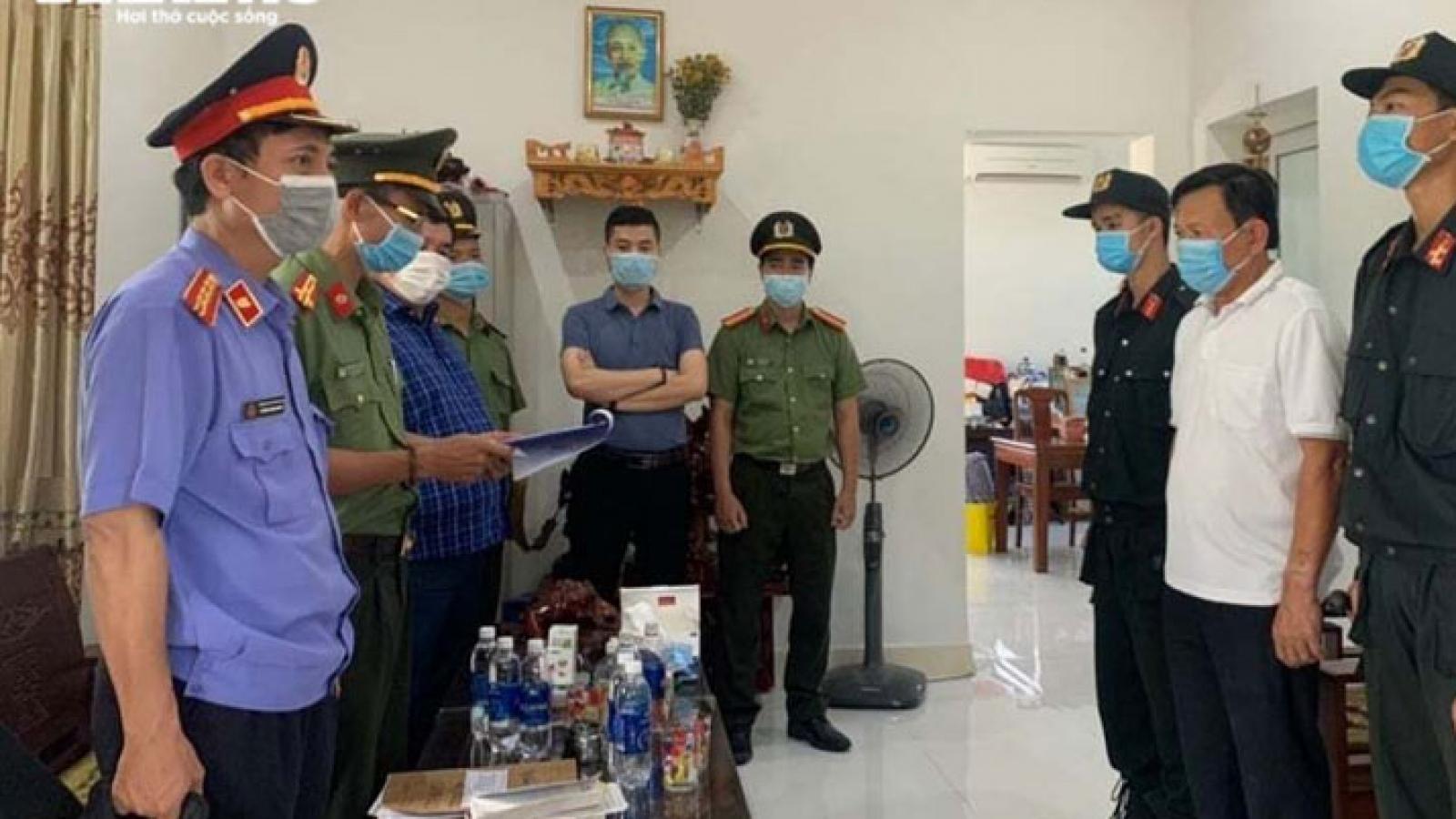 Thừa Thiên - Huế: Bắt Giám đốc và 1 Phó Giám đốc Cảng hàng không Quốc tế Phú Bài