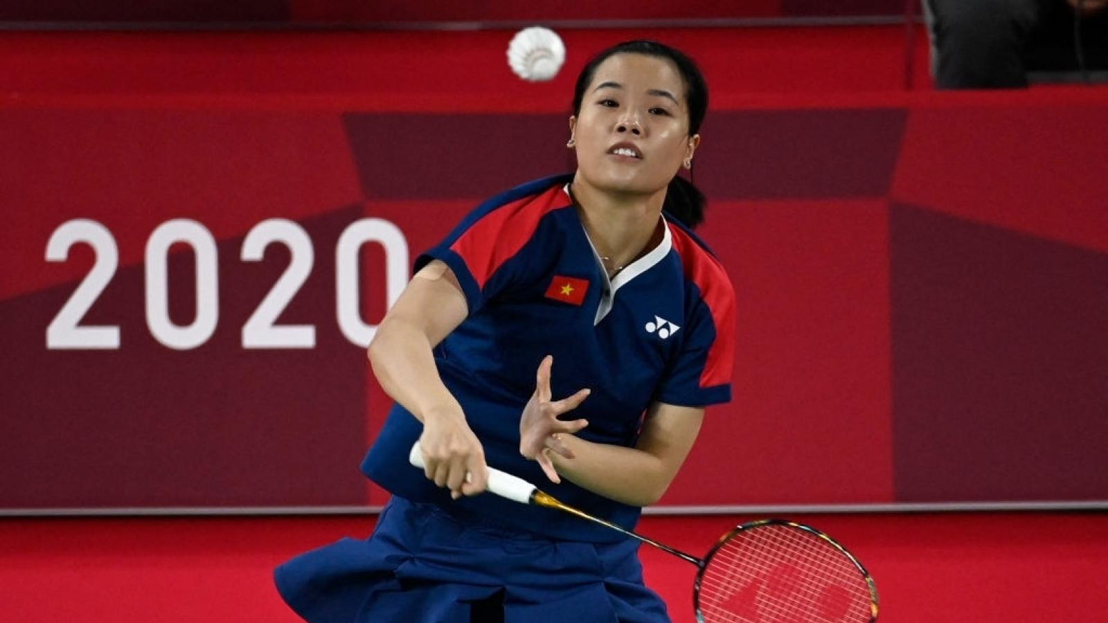 Thùy Linh lập kỷ lục mới cho cầu lông Việt Nam ở Olympic
