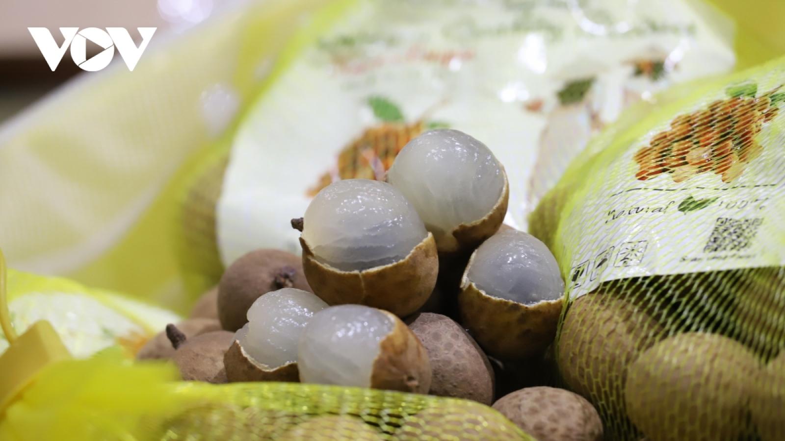 Australian consumers remain keen on fresh Vietnamese longan