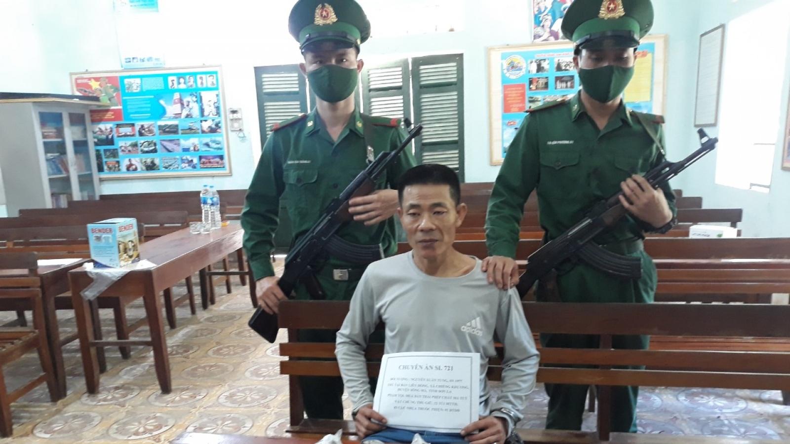 Sơn La bắt đối tượng mua 2.400 viên ma túy tổng hợp về bán kiếm lời