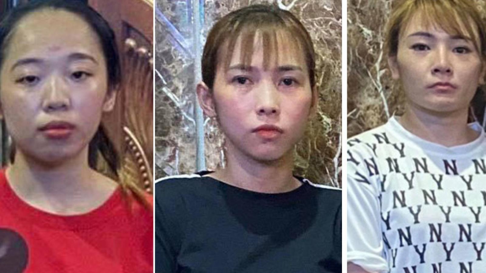 Khởi tố 3 nhân viên quán karaoke bán ma túy cho khách