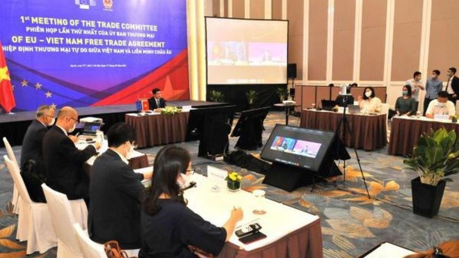 EU-Vietnam trade deal enforcement under review