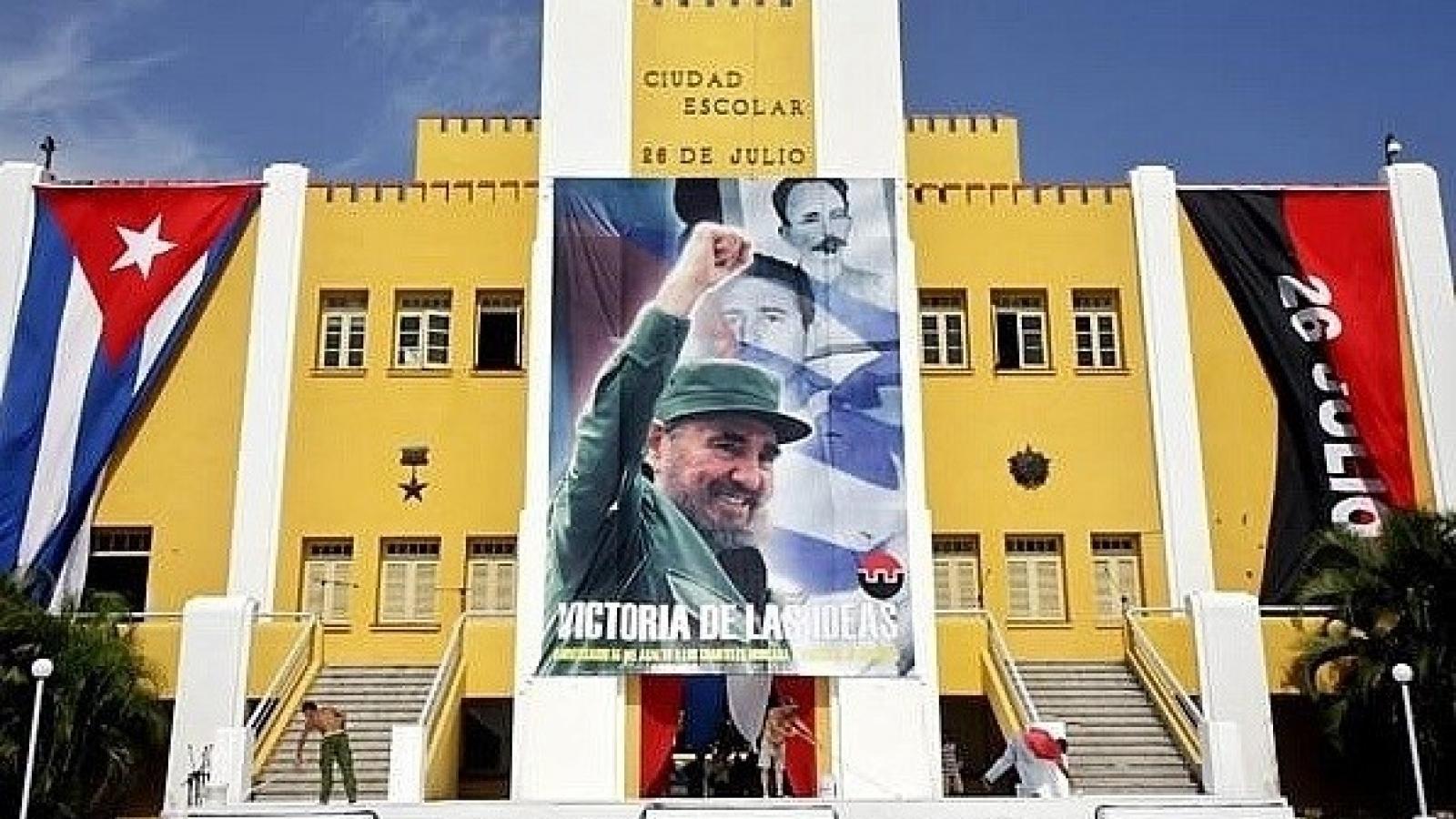 Cuba's Moncada Barracks battle celebrated in Hanoi