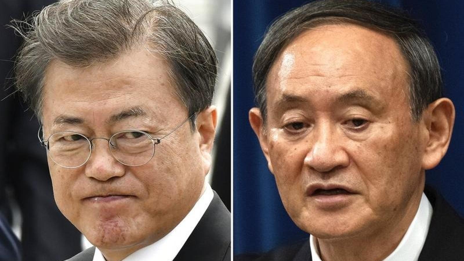 Tổng thống Hàn Quốc bất ngờ quyết định không đi thăm Nhật Bản dịp Olympic Tokyo nữa