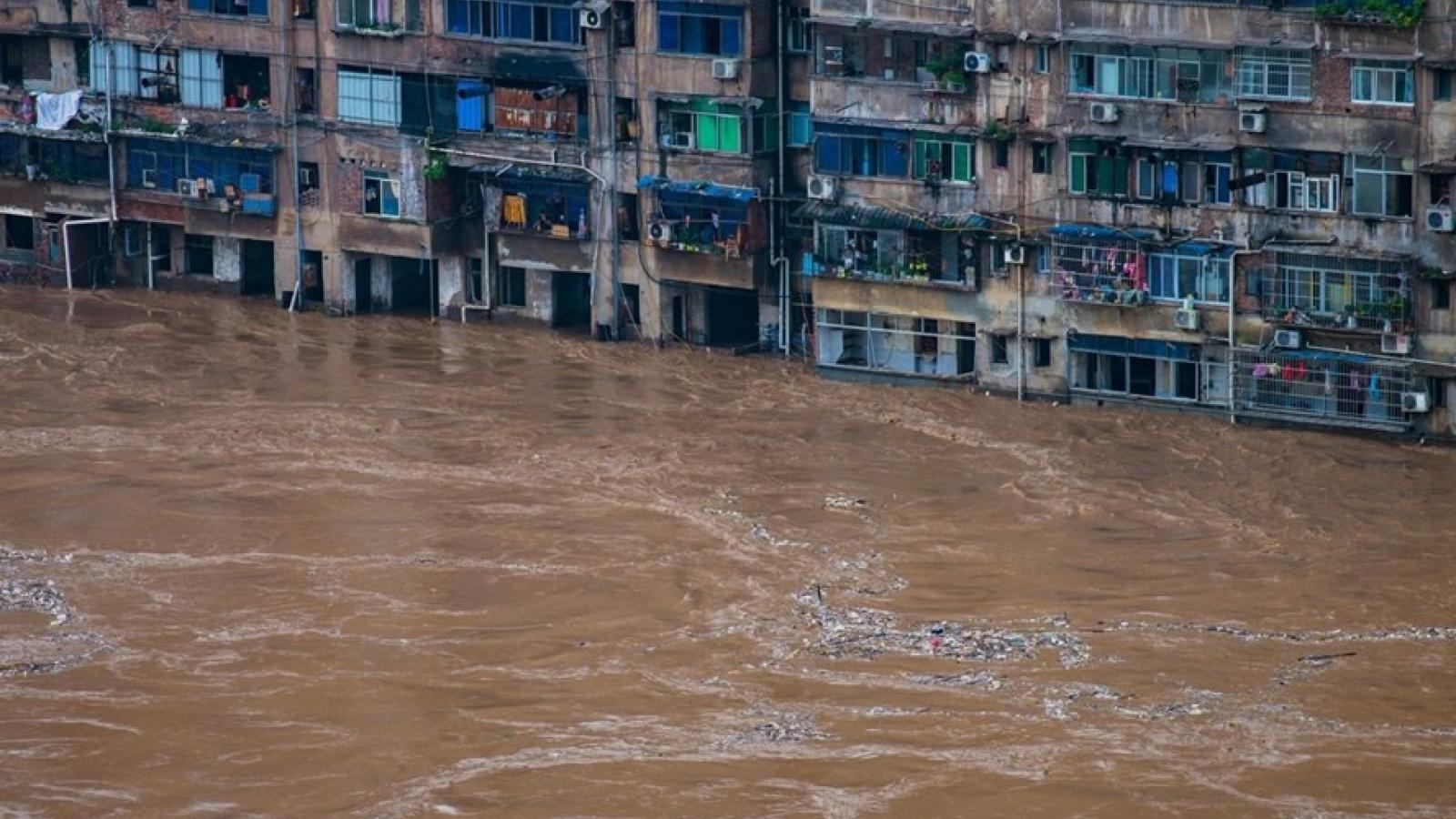 Mưa lũ tại Trung Quốc đã khiến 146 người chết và mất tích