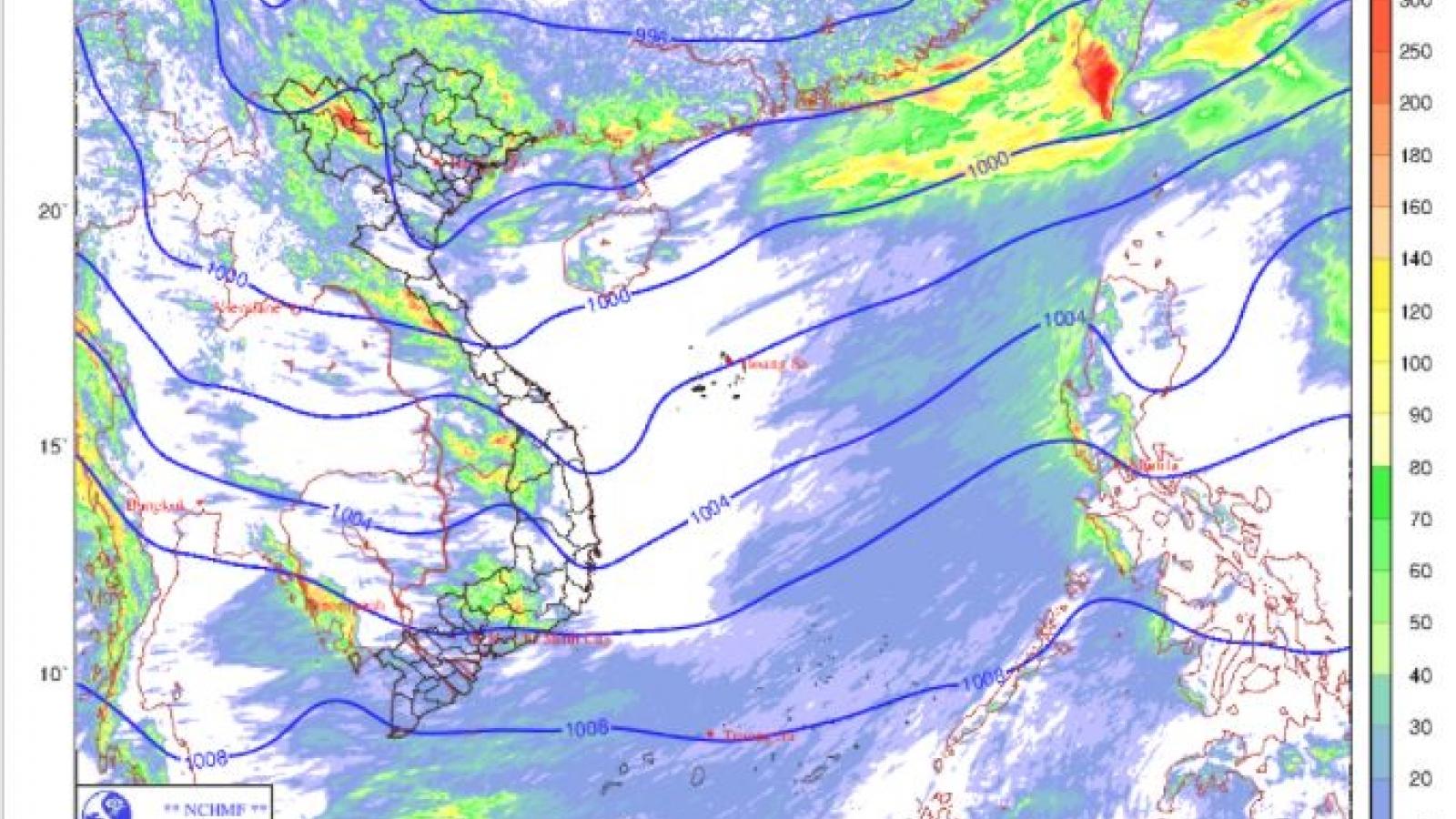 Thời tiết ngày 31/7: Từ chiều tối và đêm nay, Bắc Bộ và Thanh Hóa có mưa to đến rất to