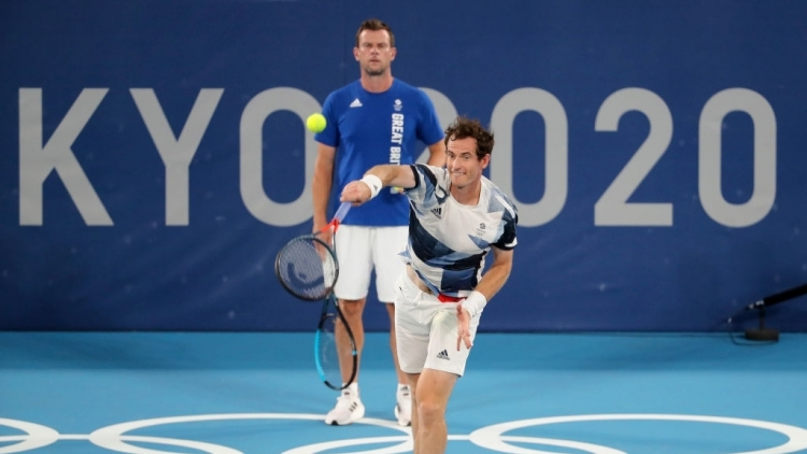 TRỰC TIẾP Olympic Tokyo 2020 ngày 25/7: Murray bất ngờ rút lui