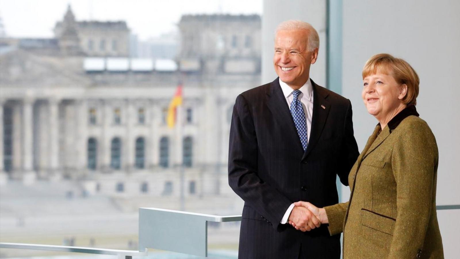 Mỹ và Đức tăng cường hợp tác trong nhiều lĩnh vực