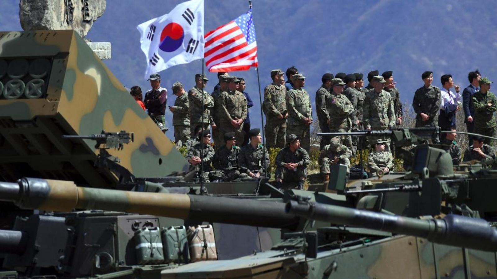 Mỹ - Hàn chuẩn bị tập trận, Triều Tiên lên tiếng cảnh báo
