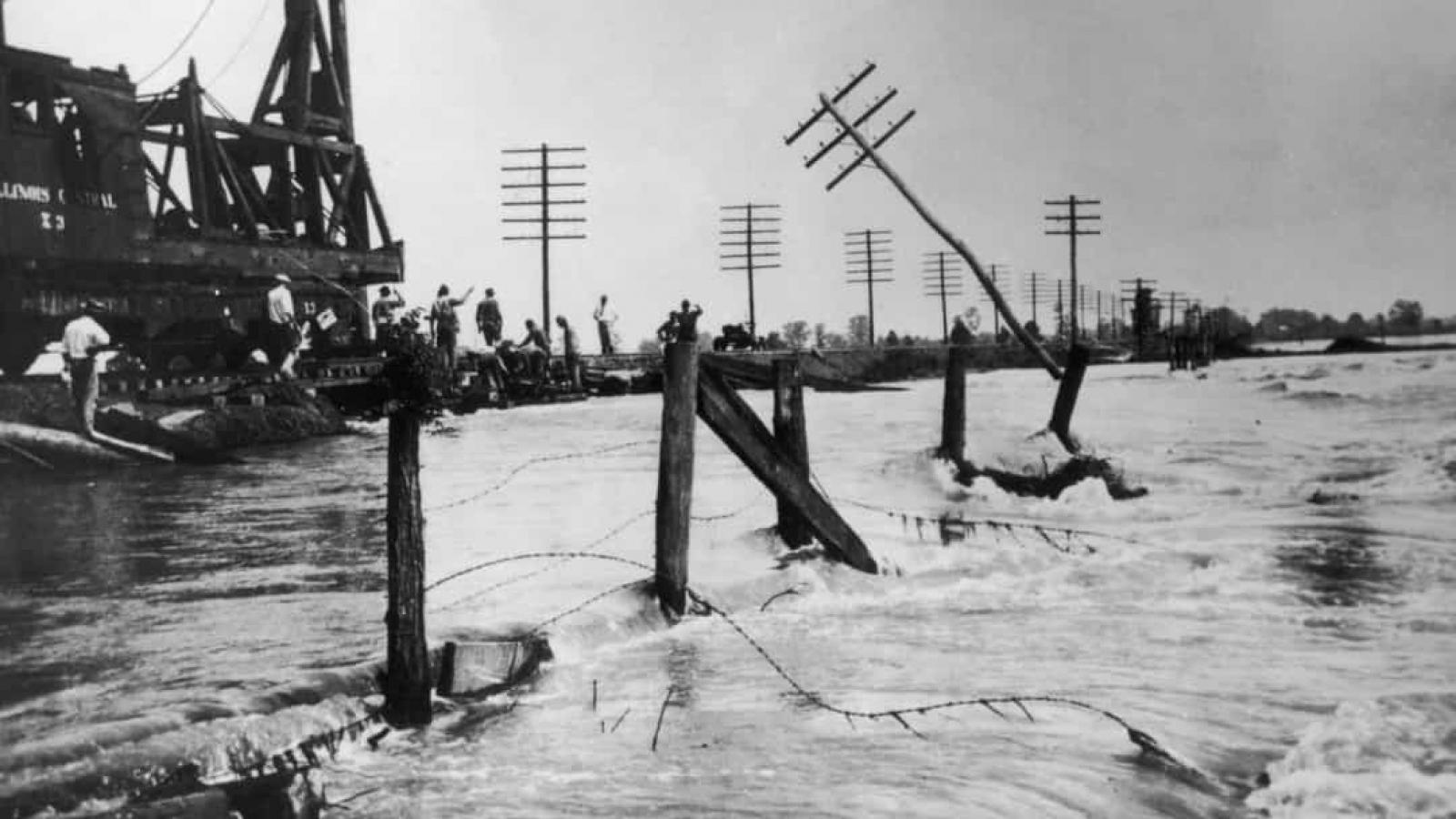 Những trận lũ lụt gây hậu quả thảm khốc nhất lịch sử thế giới