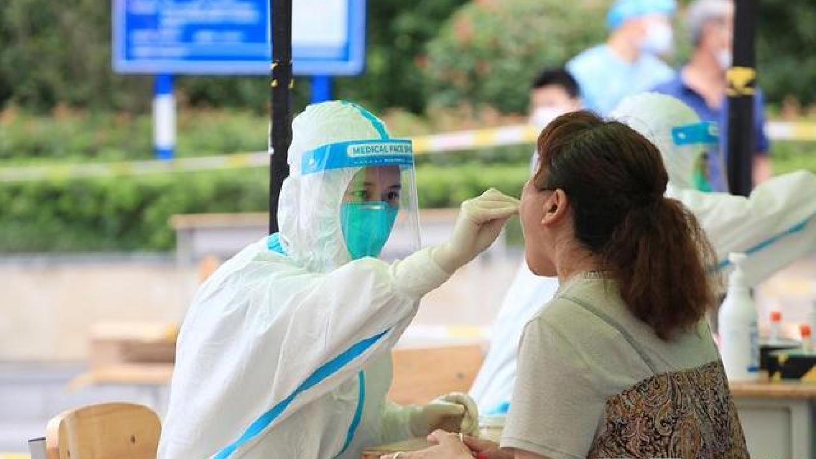 Trung Quốc bùng phát đợt dịch lây lan rộng nhất sau Vũ Hán