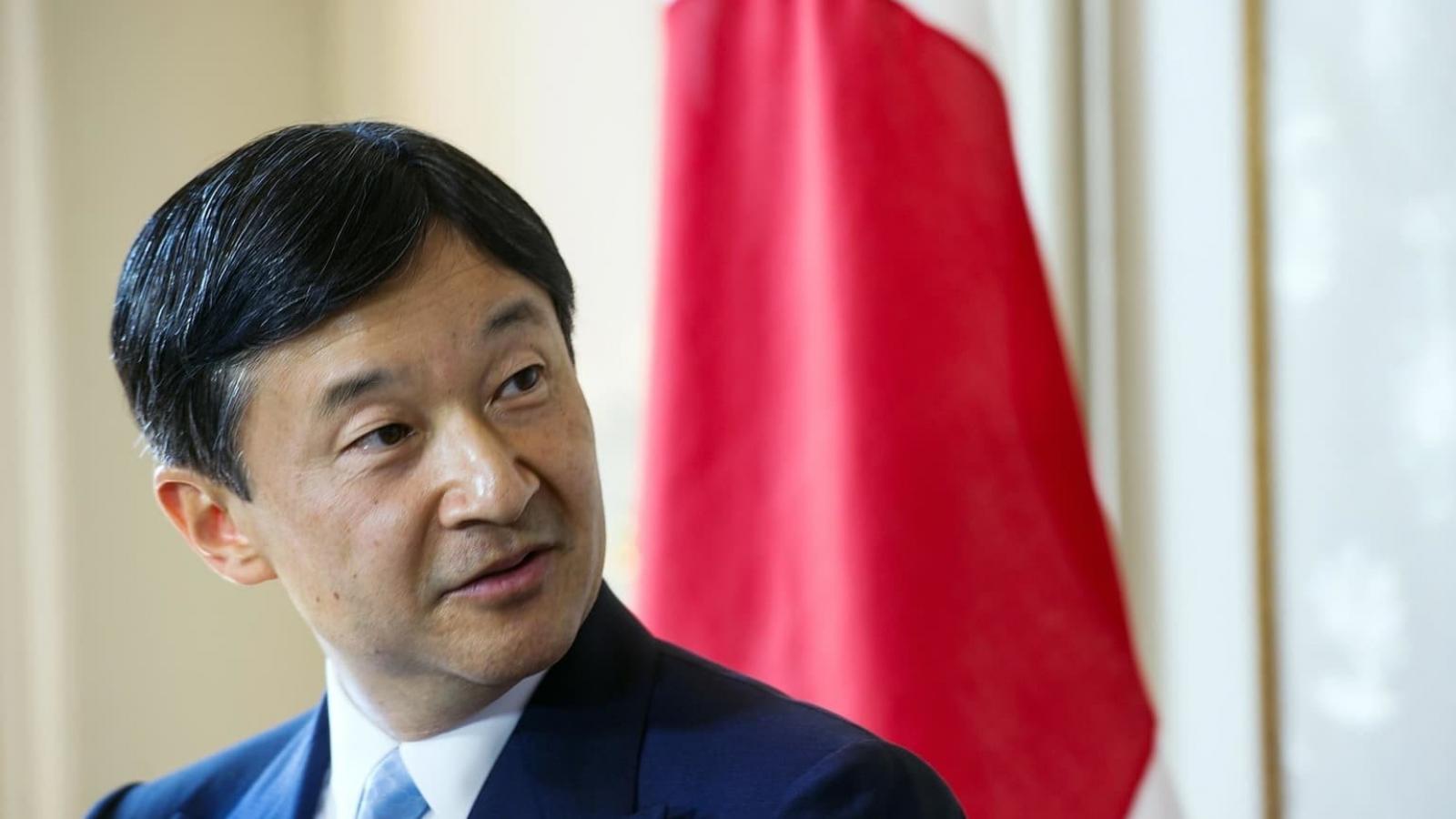 Nhật Hoàng sẽ tham dự Lễ khai mạc Olympic Tokyo