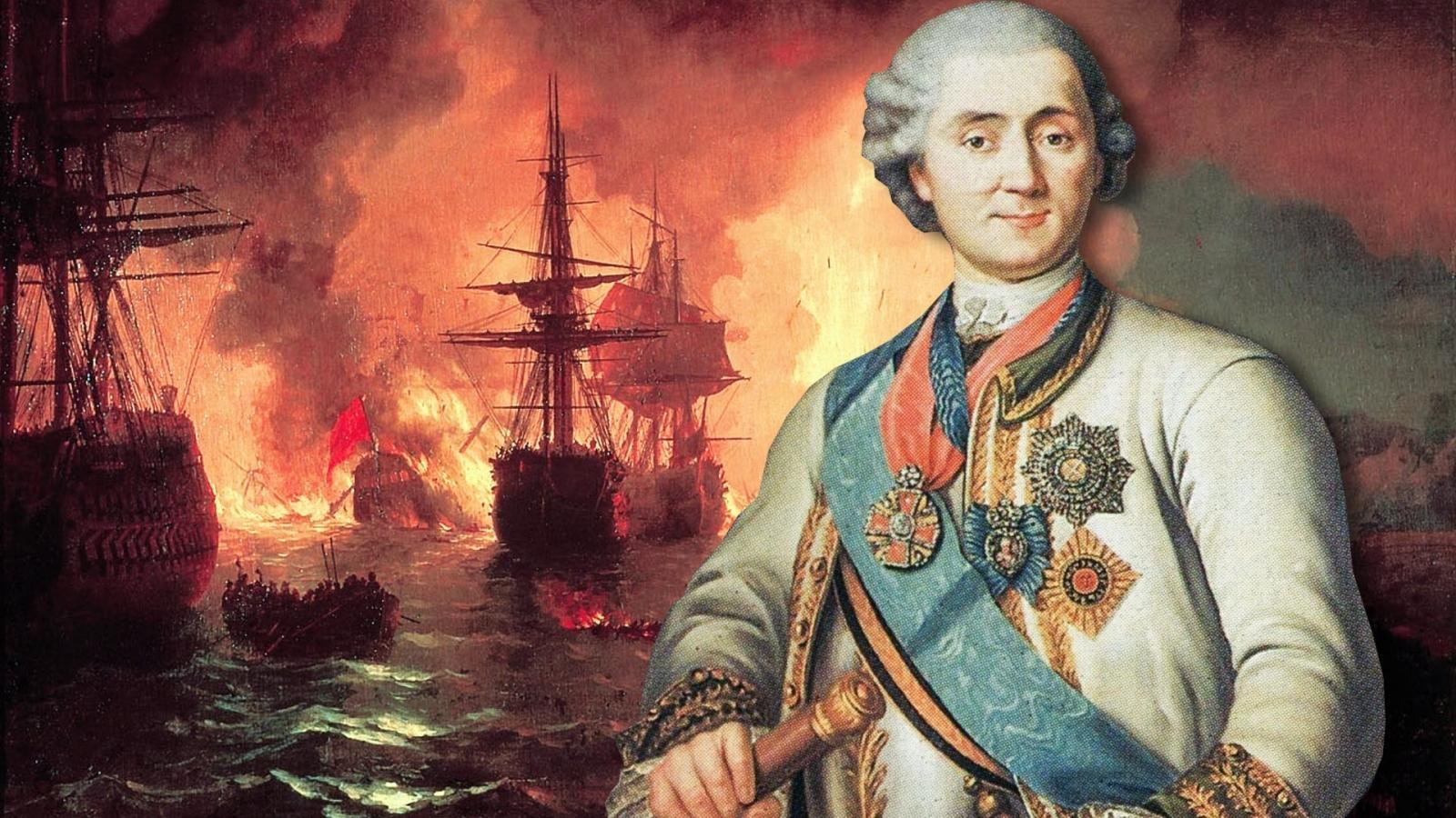 Nga đã từng chinh phục thành phố Beirut trong thế kỷ 18