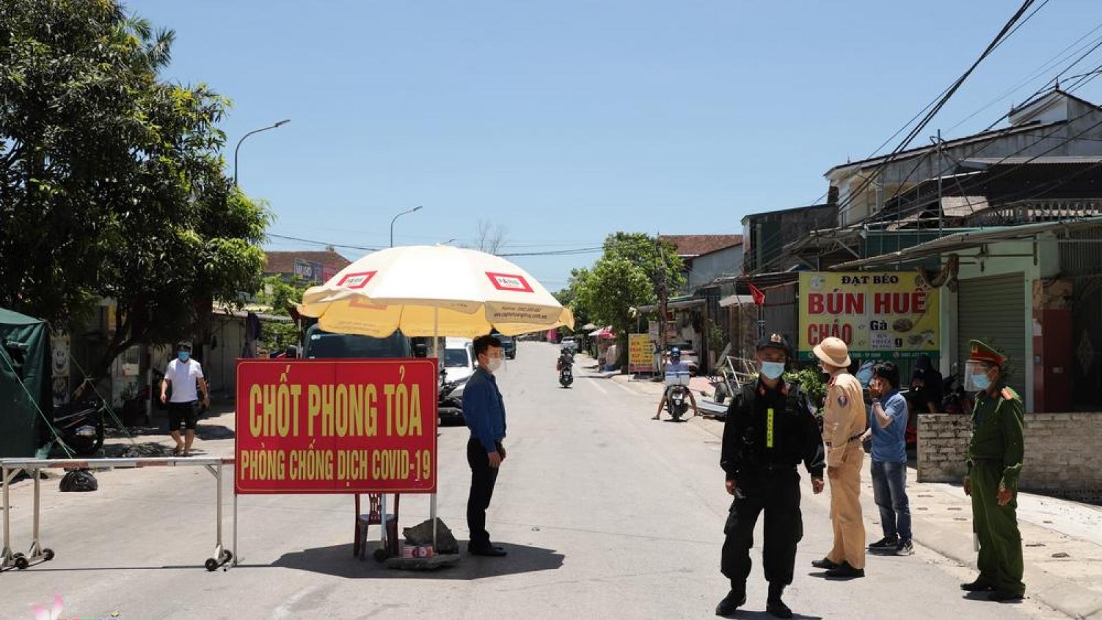 Giãn cách xã hội, người dân Nghệ An không lo thiếu thực phẩm