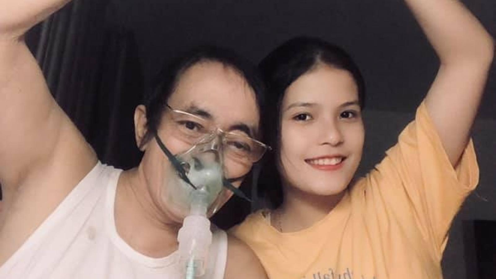 Con gái nghệ sĩ Giang 'còi': Khối u của ba tôi đã di căn vào phổi