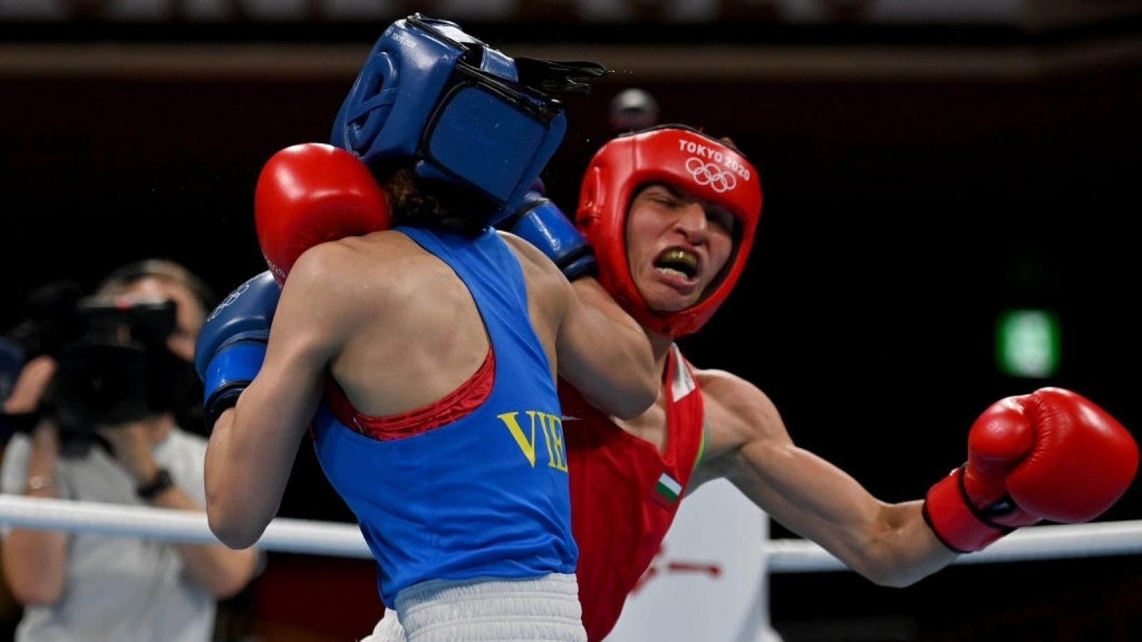 TRỰC TIẾP Olympic Tokyo ngày 25/7: Nguyễn Thị Tâm thua đáng tiếc