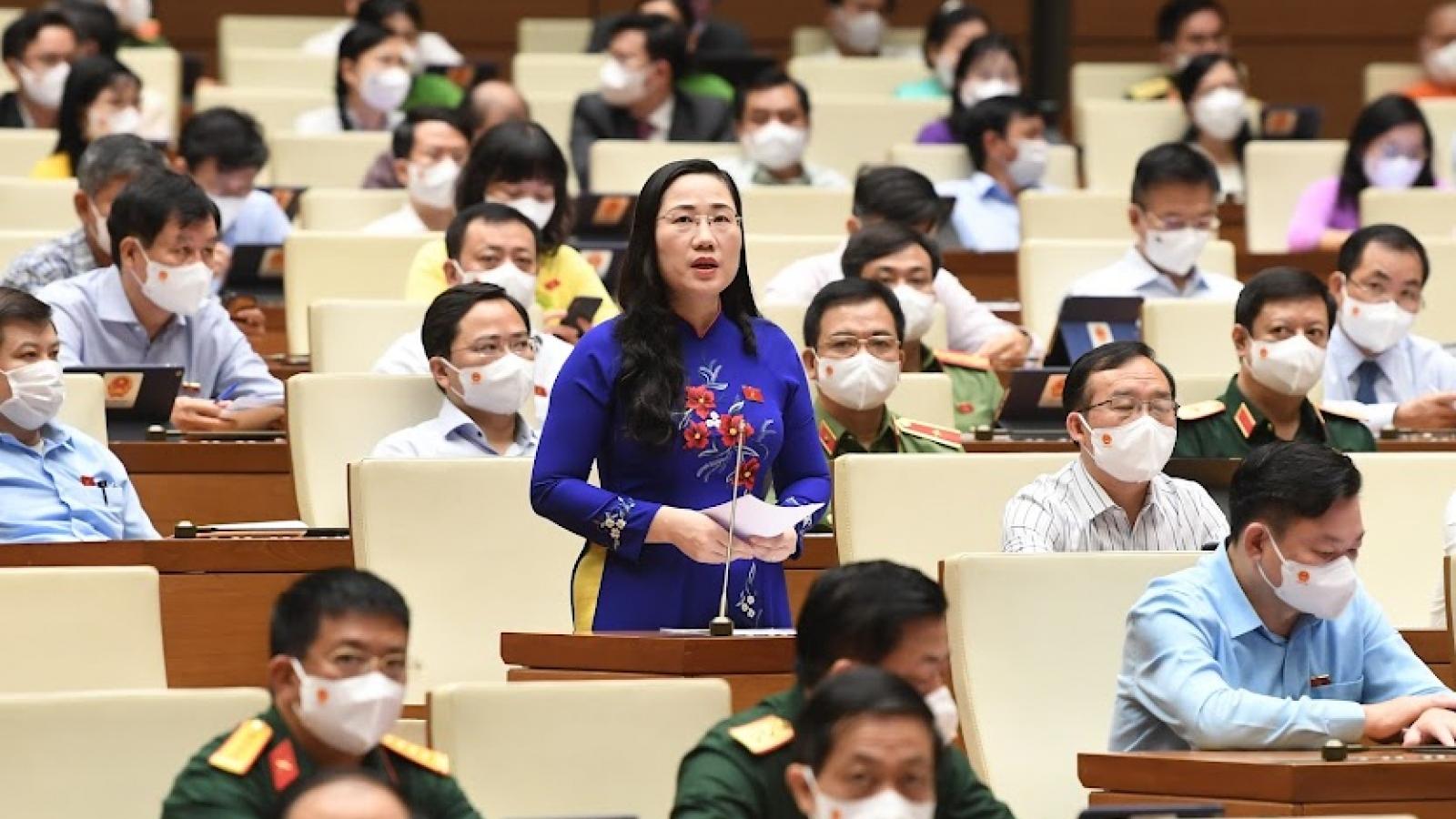 Kỳ họp linh hoạt, đặc biệt của Quốc hội