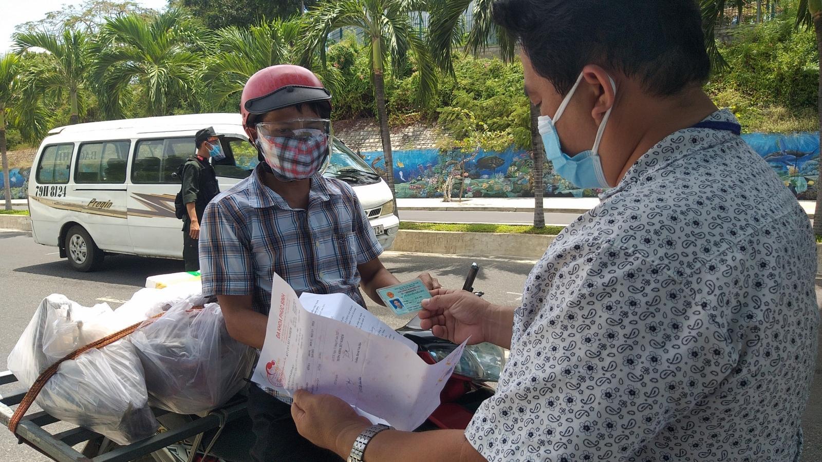Thêm 1 huyện ở Khánh Hòa phải áp dụng Chỉ thị 16