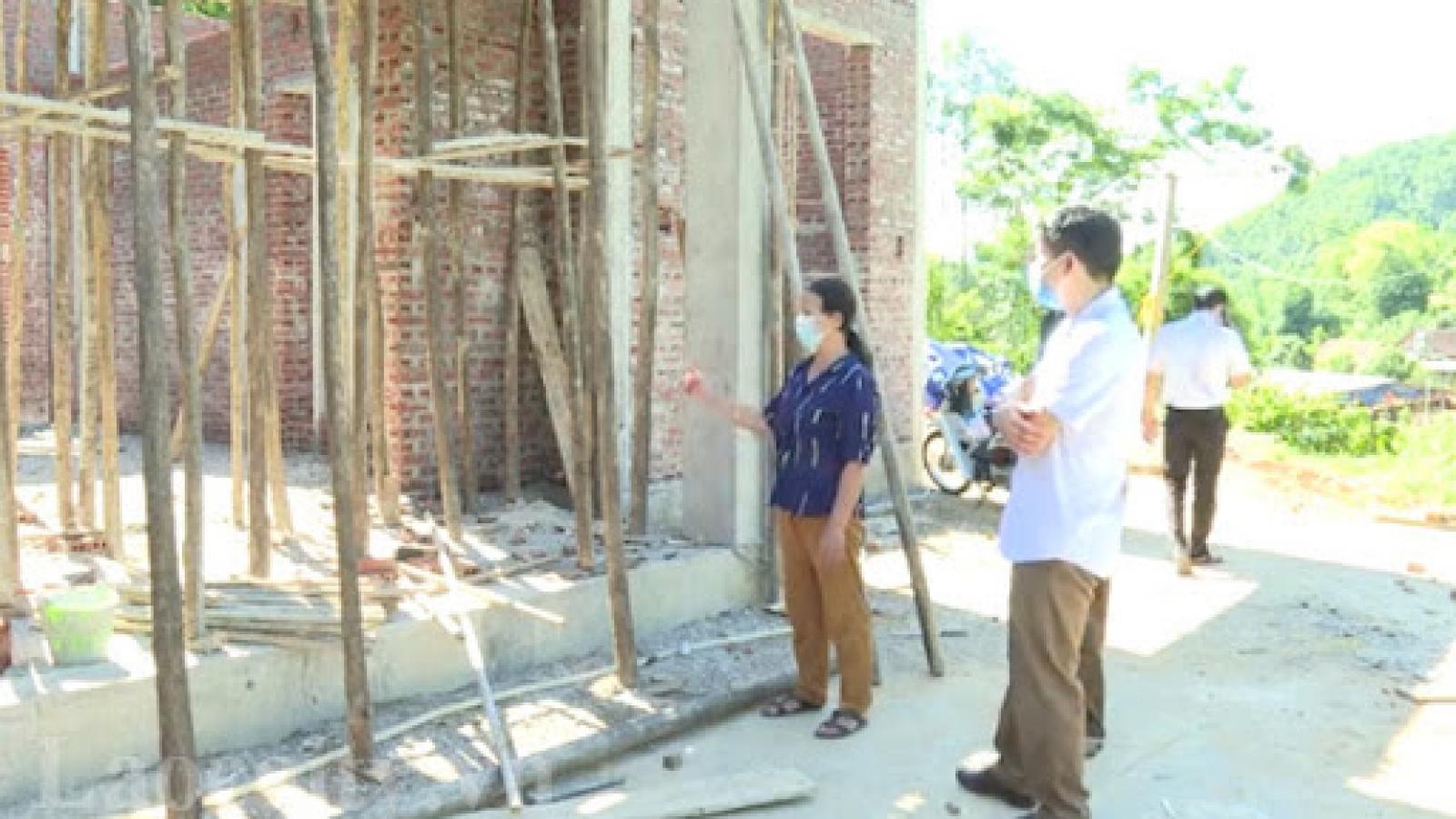 Ấm áp những nếp nhà tình nghĩa ở Bảo Thắng (Lào Cai)