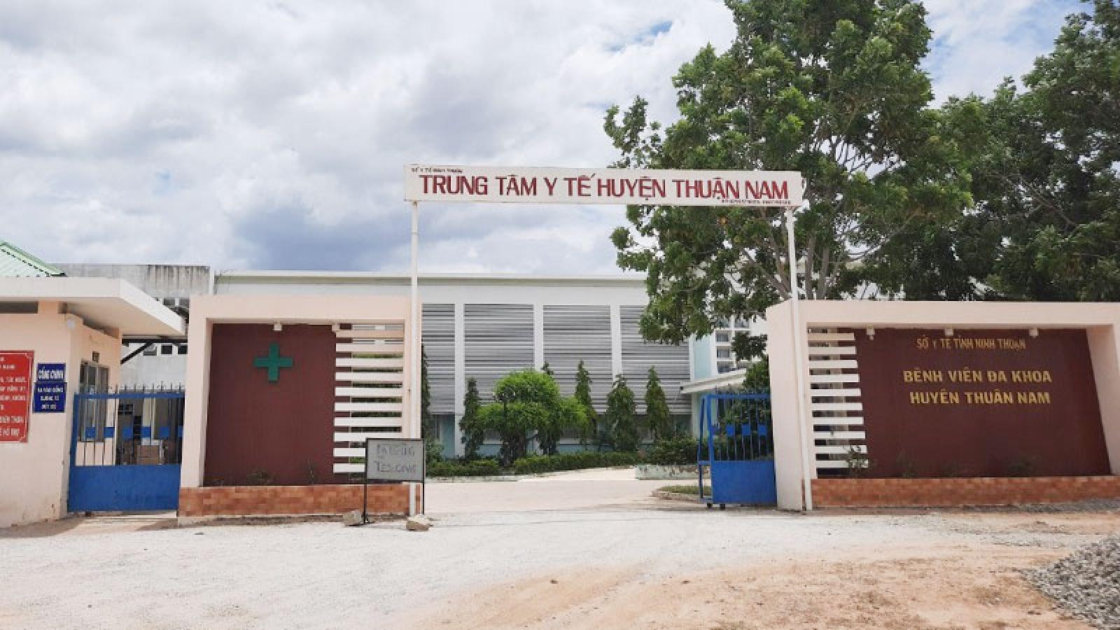 Ninh Thuận lập Bệnh viện dã chiếnquy mô 300 giường điều trị bệnh nhân Covid-19