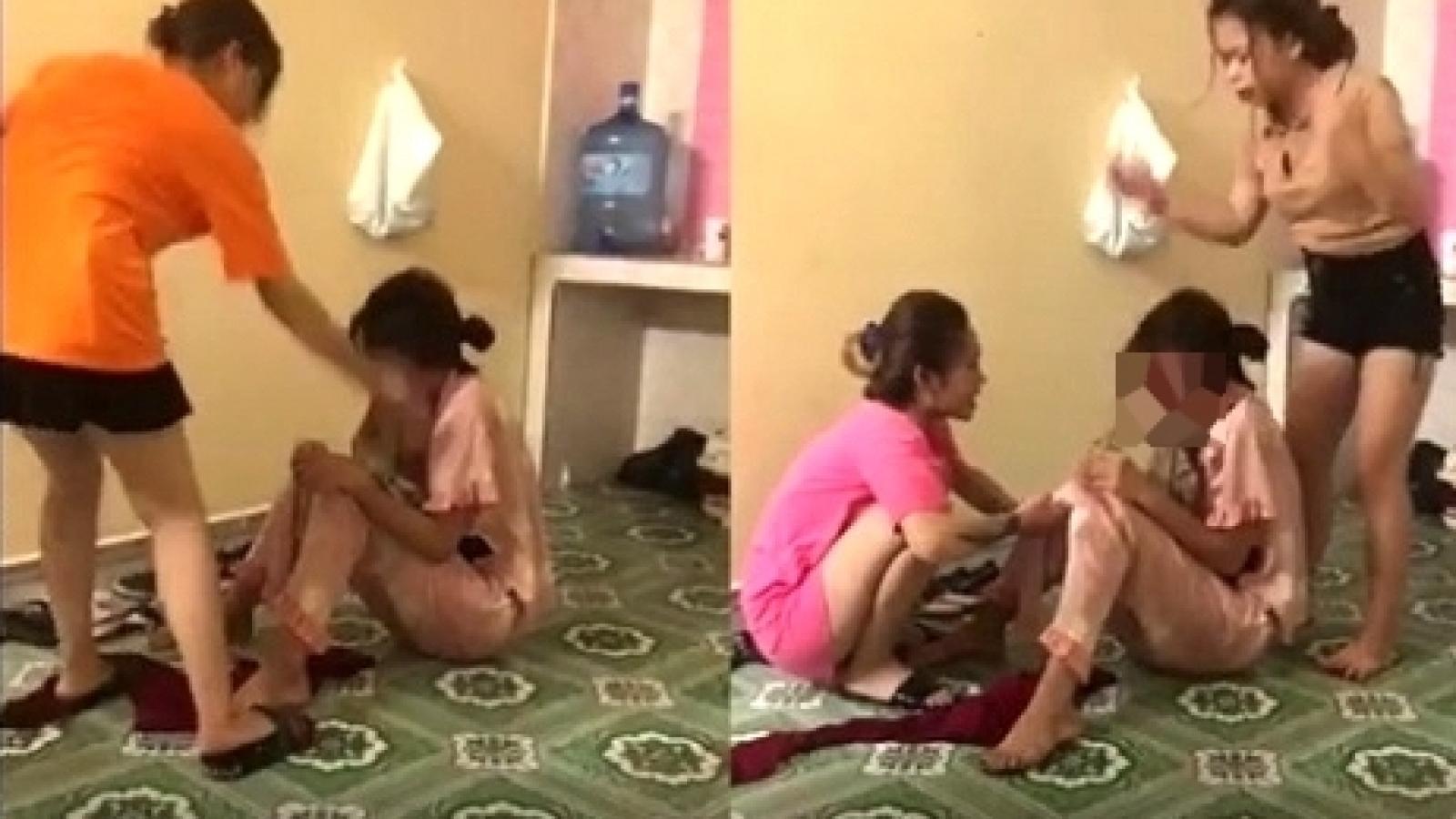 Những kẻ hành hạ dã man cô gái trẻ ở Thái Bình vi phạm pháp luật nghiêm trọng