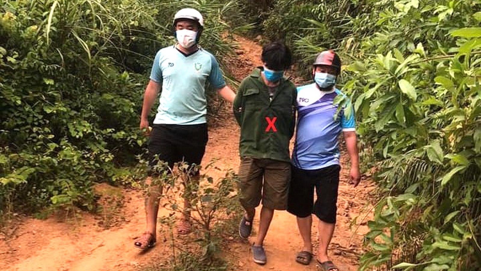 Đà Nẵng bắt đối tượng bị công an Hà Tĩnh truy nã
