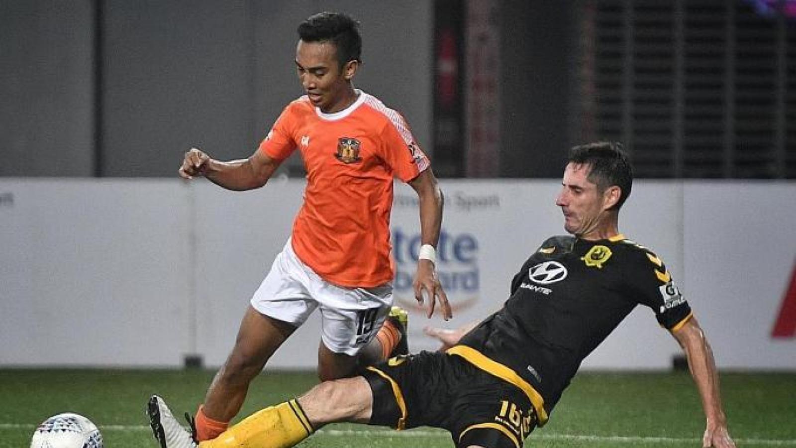 """""""Người quen"""" của bóng đá Việt Nam lập kỷ lục khó tin tại AFC Champions League"""