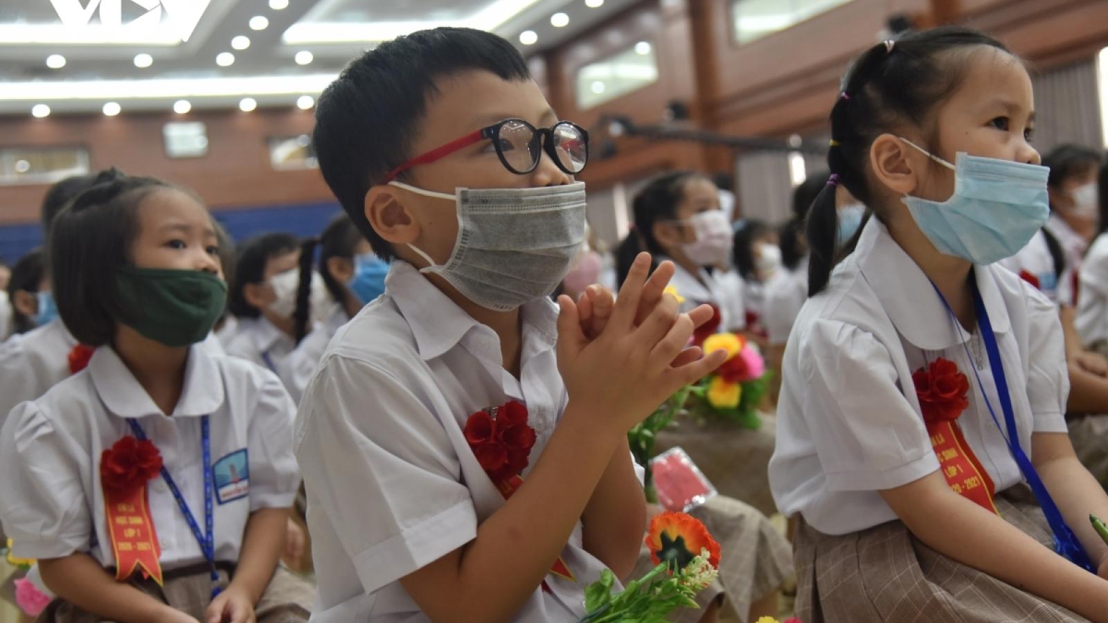 Hà Nội chưa quyết định thời gian cụ thể cho học sinh trở lại trường