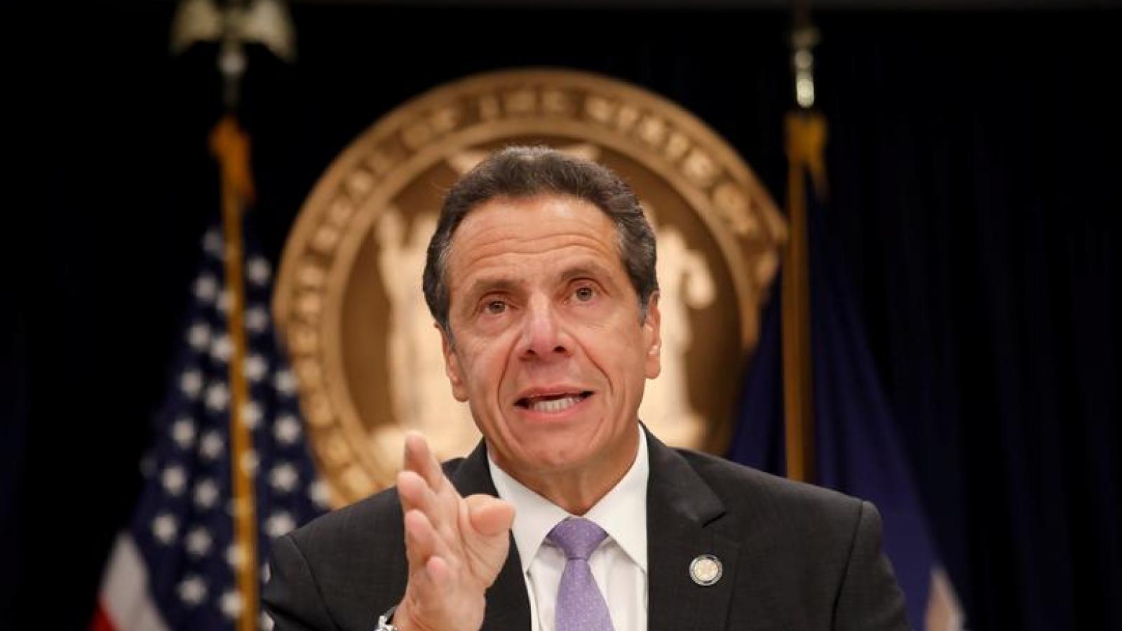 New York (Mỹ) ban bố tình trạng khẩn cấp về bạo lực súng đạn
