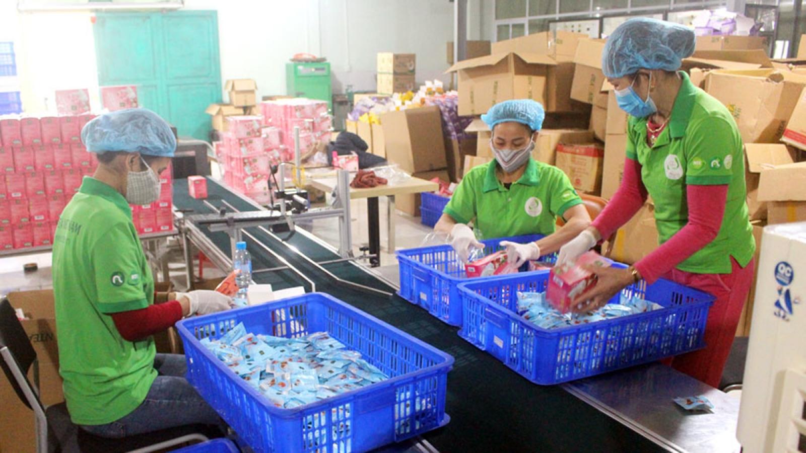 OCOP giúp người dân Thái Nguyên nâng cao chất lượng cuộc sống