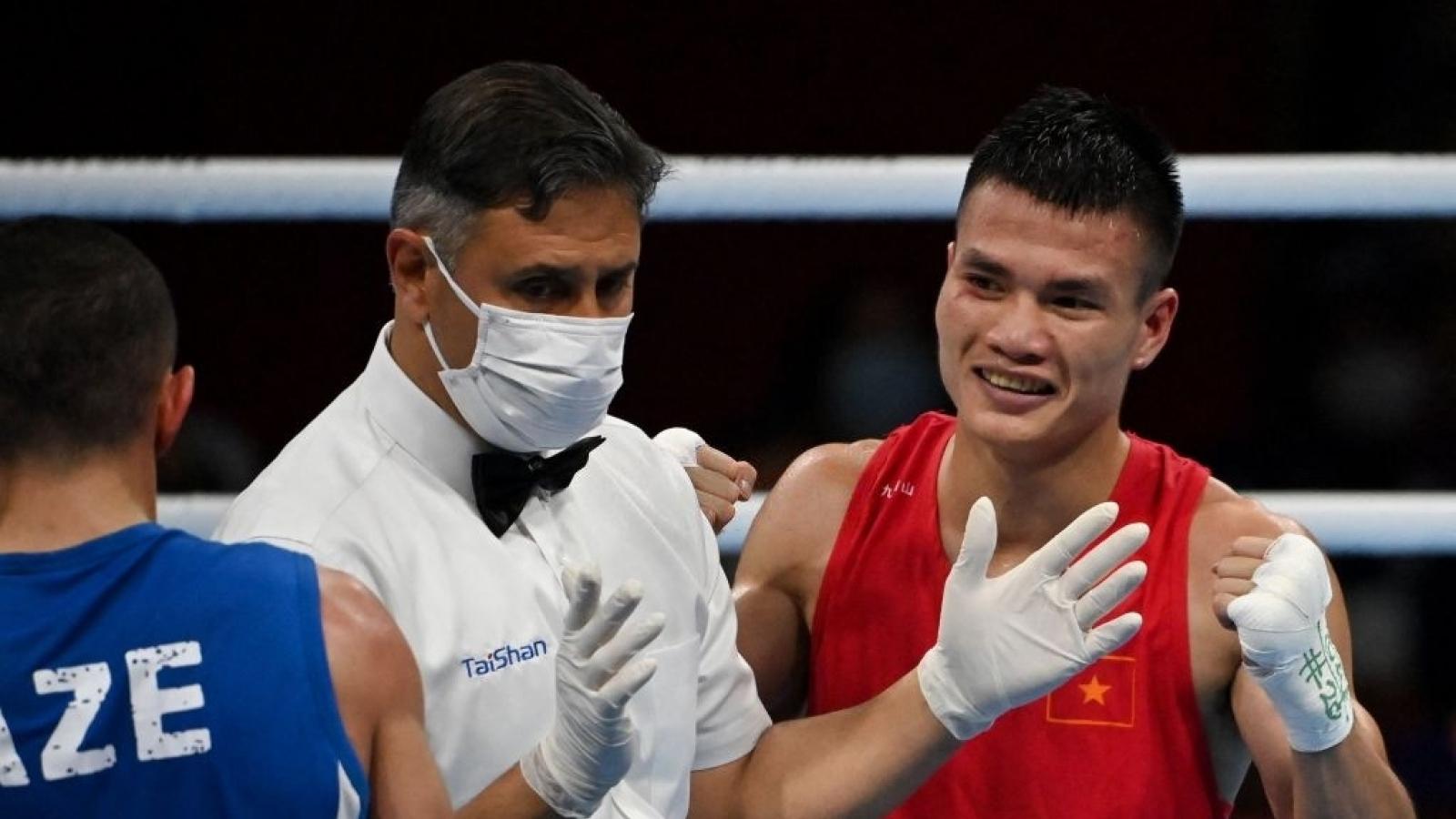 Thể thao Việt Nam ở Olympic ngày 24/7: Văn Đương lập kỳ tích, Kim Tuyền lỡ trận tranh HCĐ