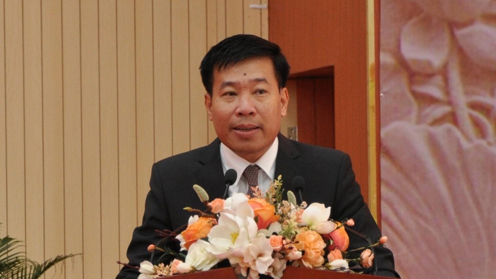 Ông Nguyễn Mạnh Cường được điều động, chỉ định làm Bí thư Tỉnh ủy Bình Phước