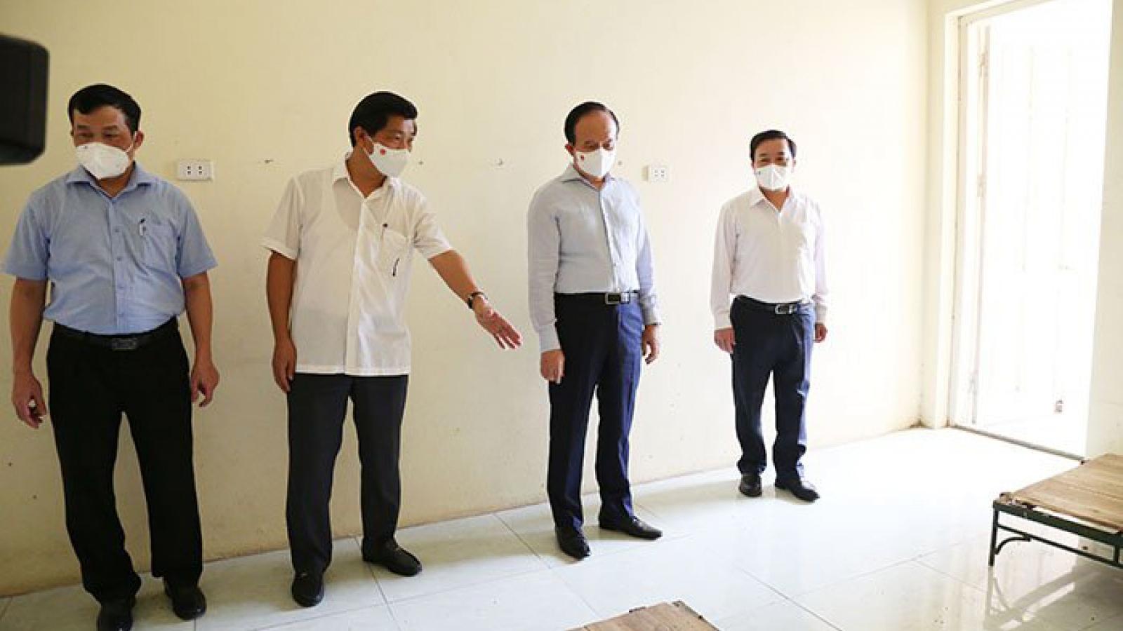 Hà Nội tuyên truyền để người dân đồng lòng cùng chính quyền phòng, chống dịch