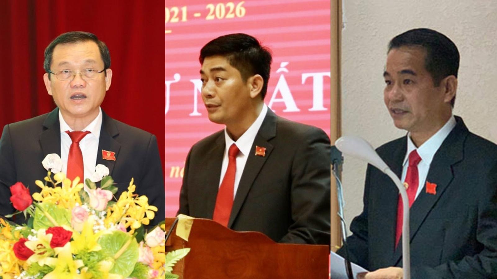 Phê chuẩn kết quả bầu Chủ tịch, Phó Chủ tịch HĐND 6 tỉnh