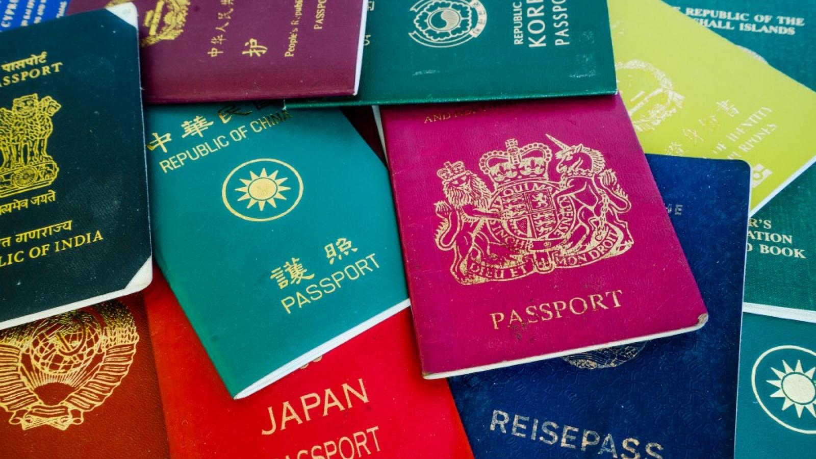 Vietnamese passport drops eight places on Henley Passport Index