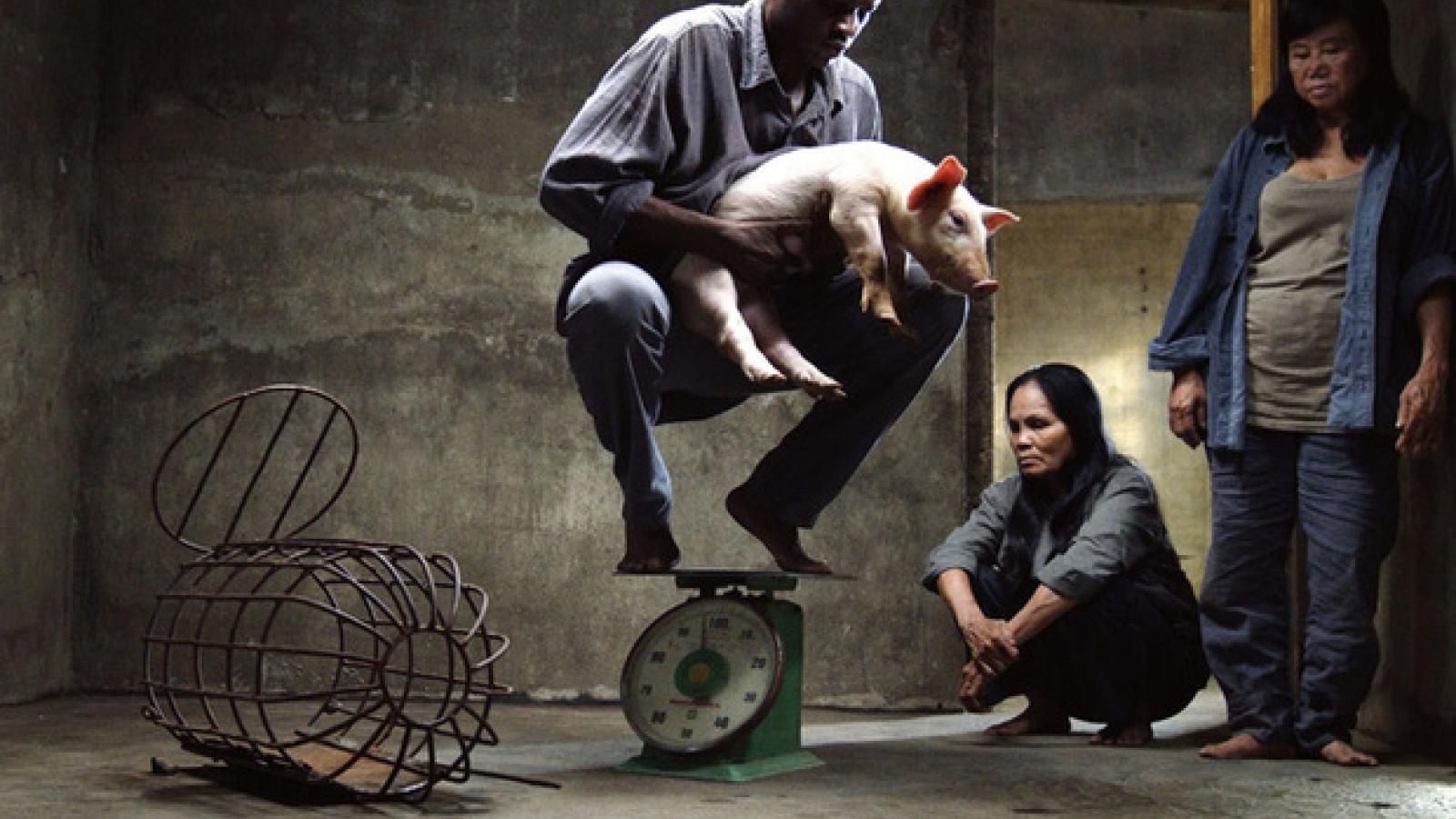 Phim 'Vị' bị cấm chiếu tại Việt Nam vì cảnh khỏa thân tập thể kéo dài hàng chục phút