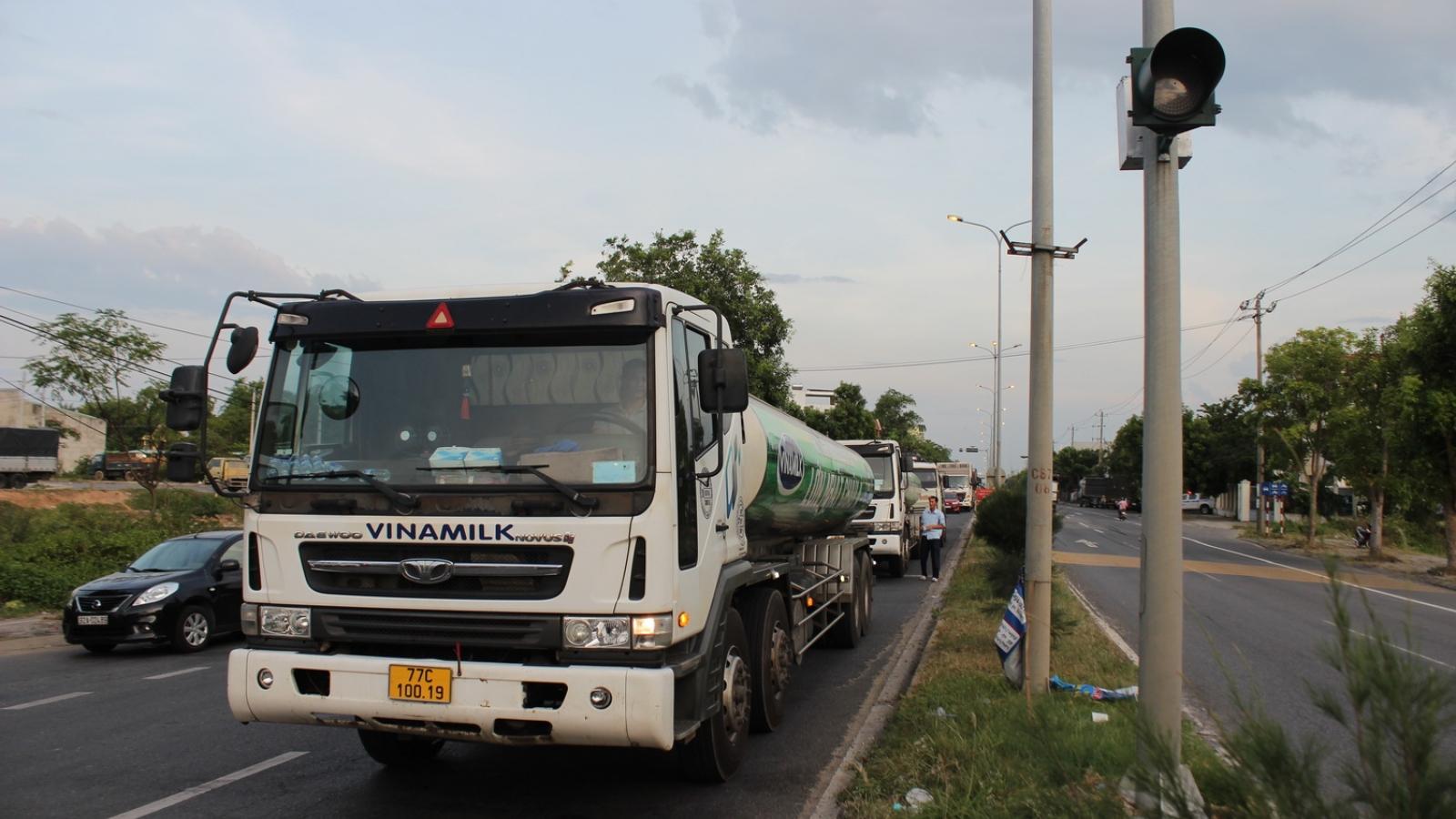 Lái xe là người Đà Nẵng đi các vùng dịch khi quay về sẽ xử lý ra sao?