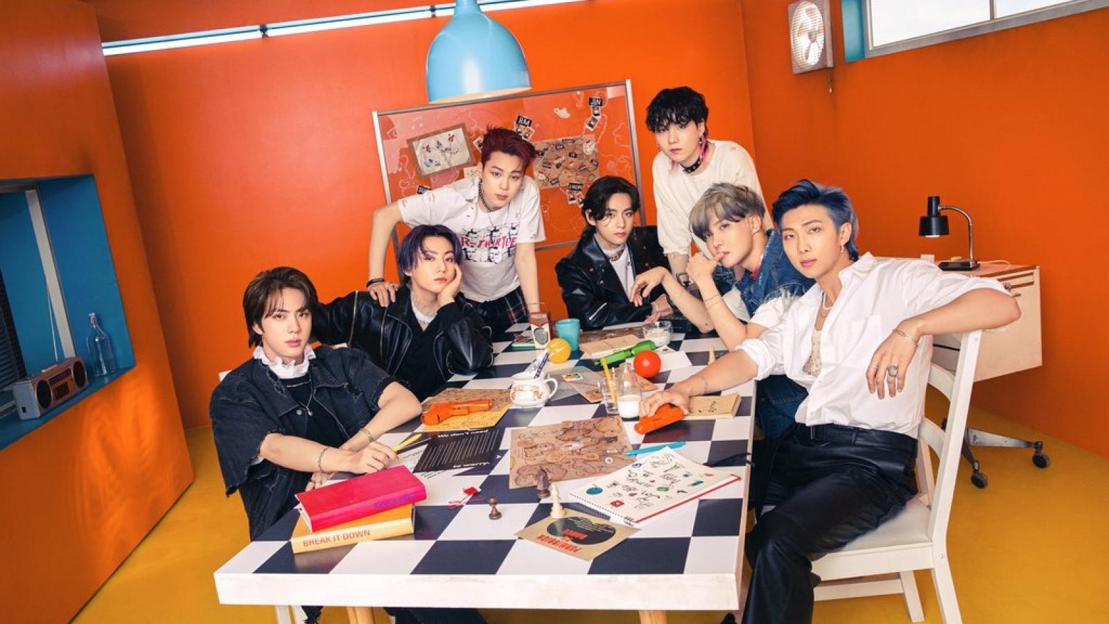 BTS sắp dự họp Liên Hợp Quốc trên cương vị mới