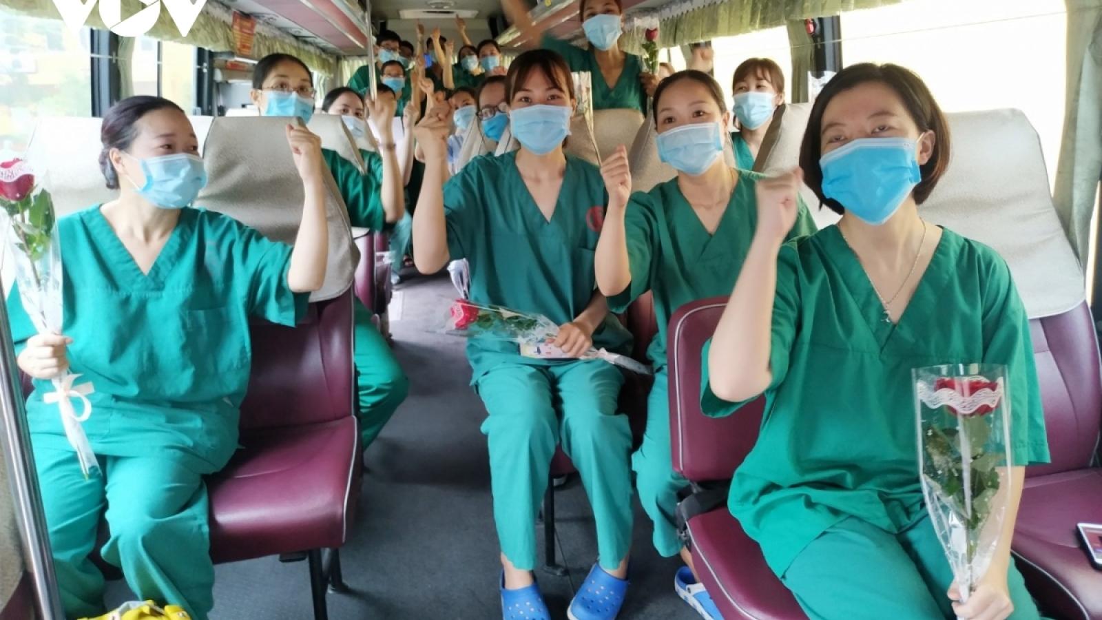 Bắc Ninh hỗ trợ 6 tỷ đồng cho 5 tỉnh, thành phố có diễn biến dịch Covid-19 phức tạp