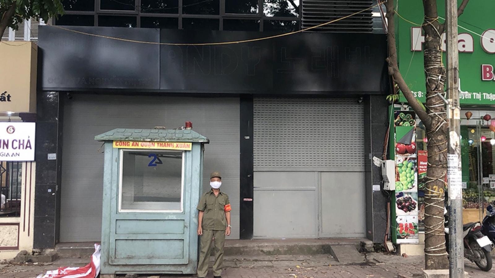 Hà Nội xử phạt 37,5 triệu đồng với hoạt động karaoke không phép