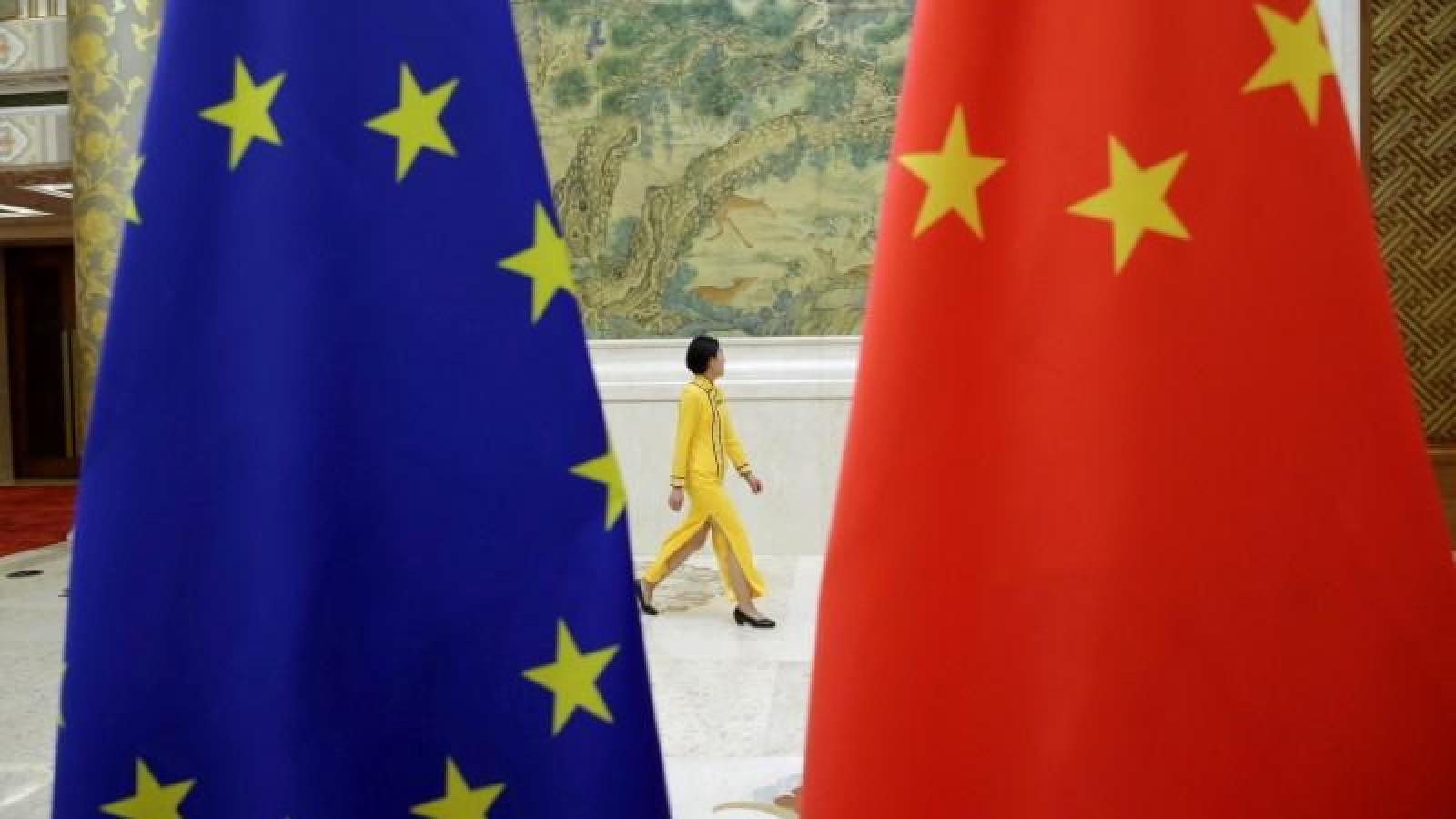 """Châu Âu tung kế hoạch đối trọng với sáng kiến """"Vành đai – Con đường"""" của Trung Quốc"""