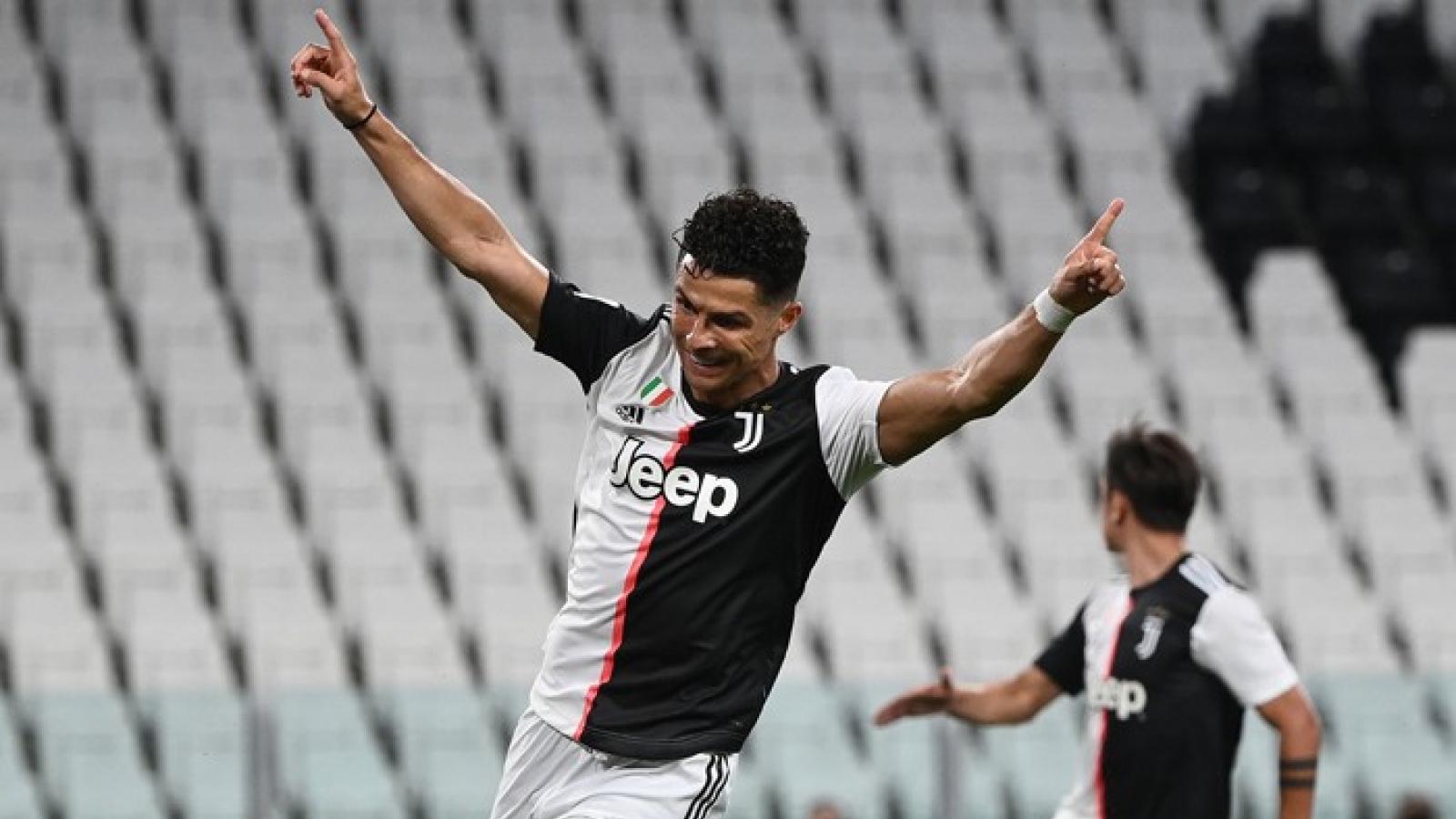 Ngày này năm xưa: Ronaldo lập kỷ lục khó tin ở 5 giải hàng đầu châu Âu